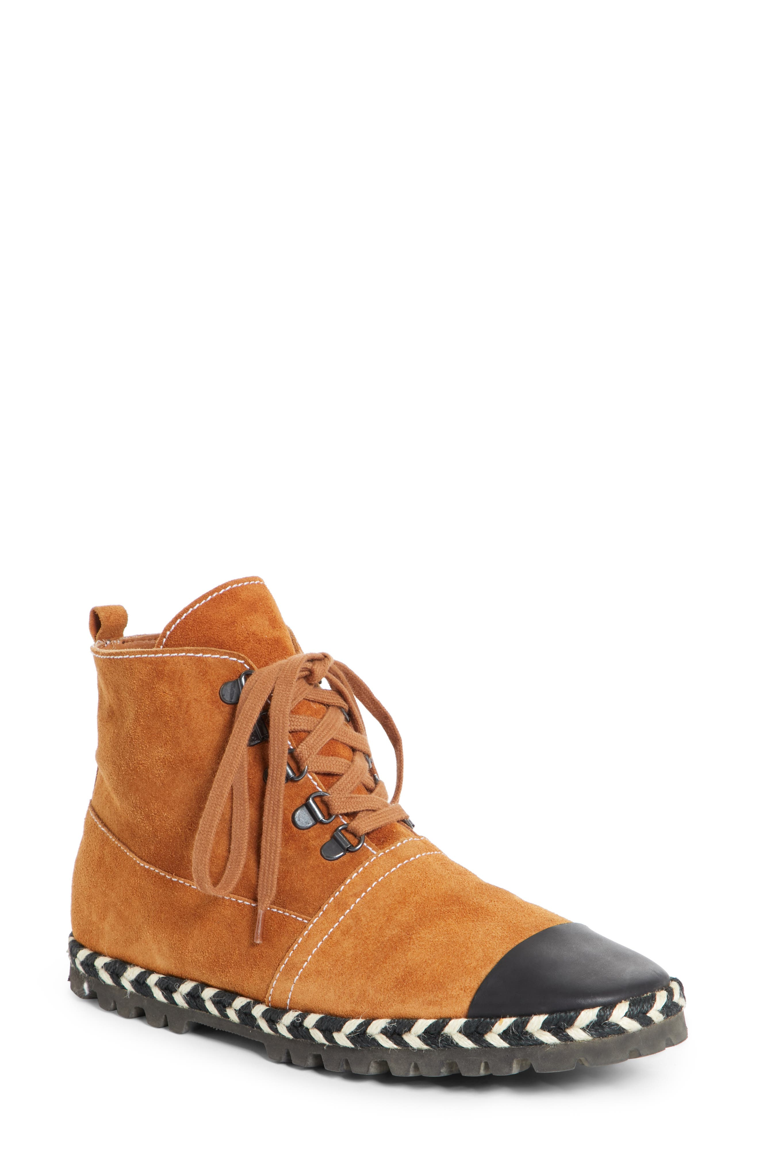 J.W.ANDERSON High Top Espadrille Boot (Women)