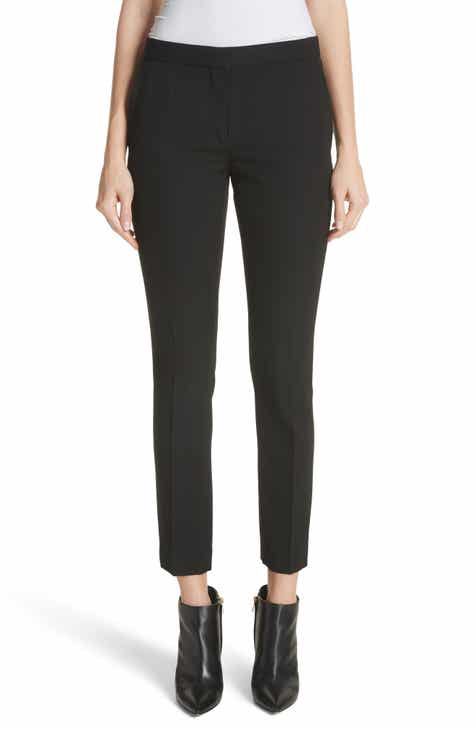 Burberry Hanover Wool Ankle Pants by BURBERRY