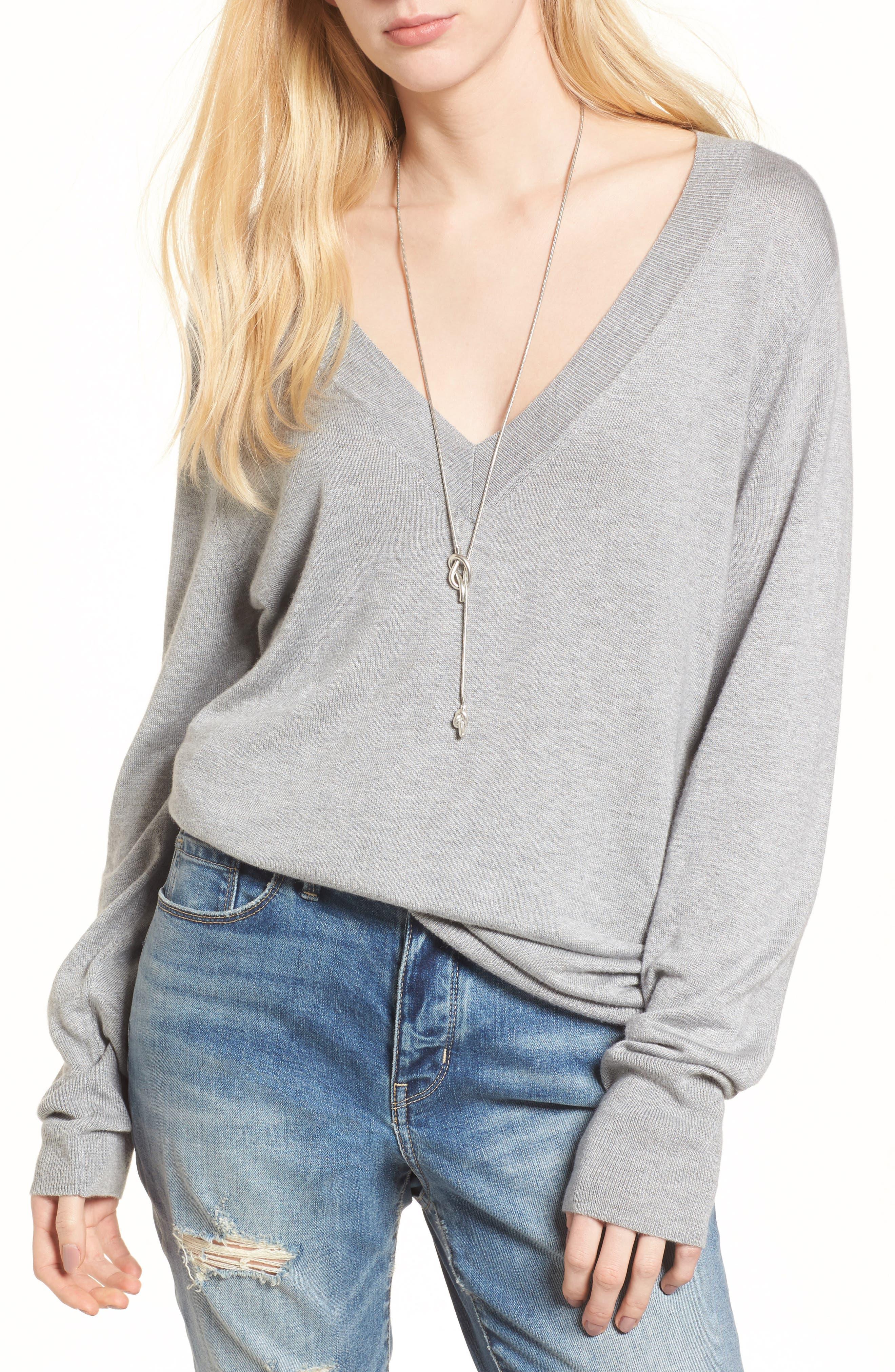 Treasure & Bond Slouchy Sweater
