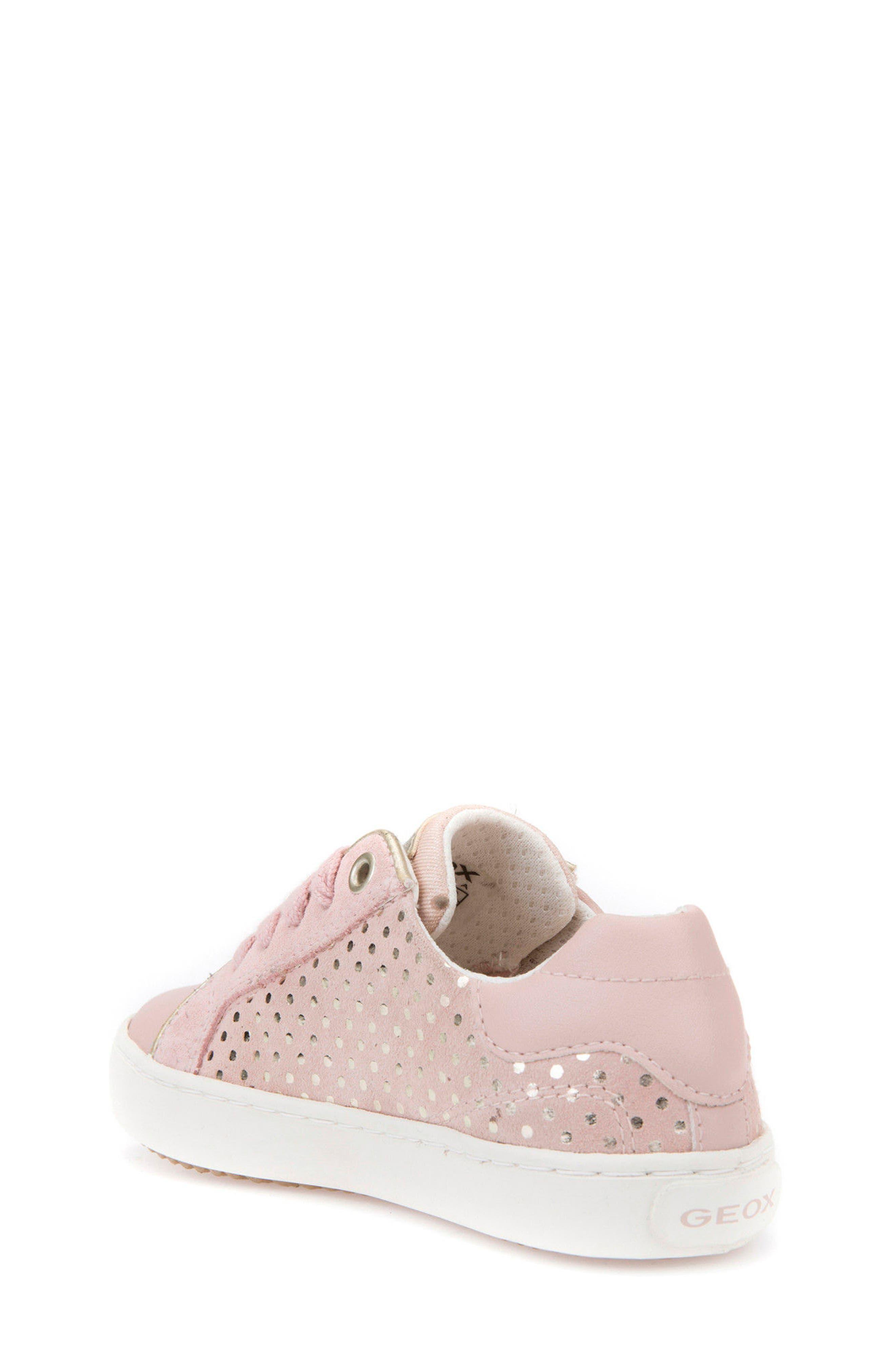 Kilwi Low Top Sneaker,                             Alternate thumbnail 2, color,                             Rose