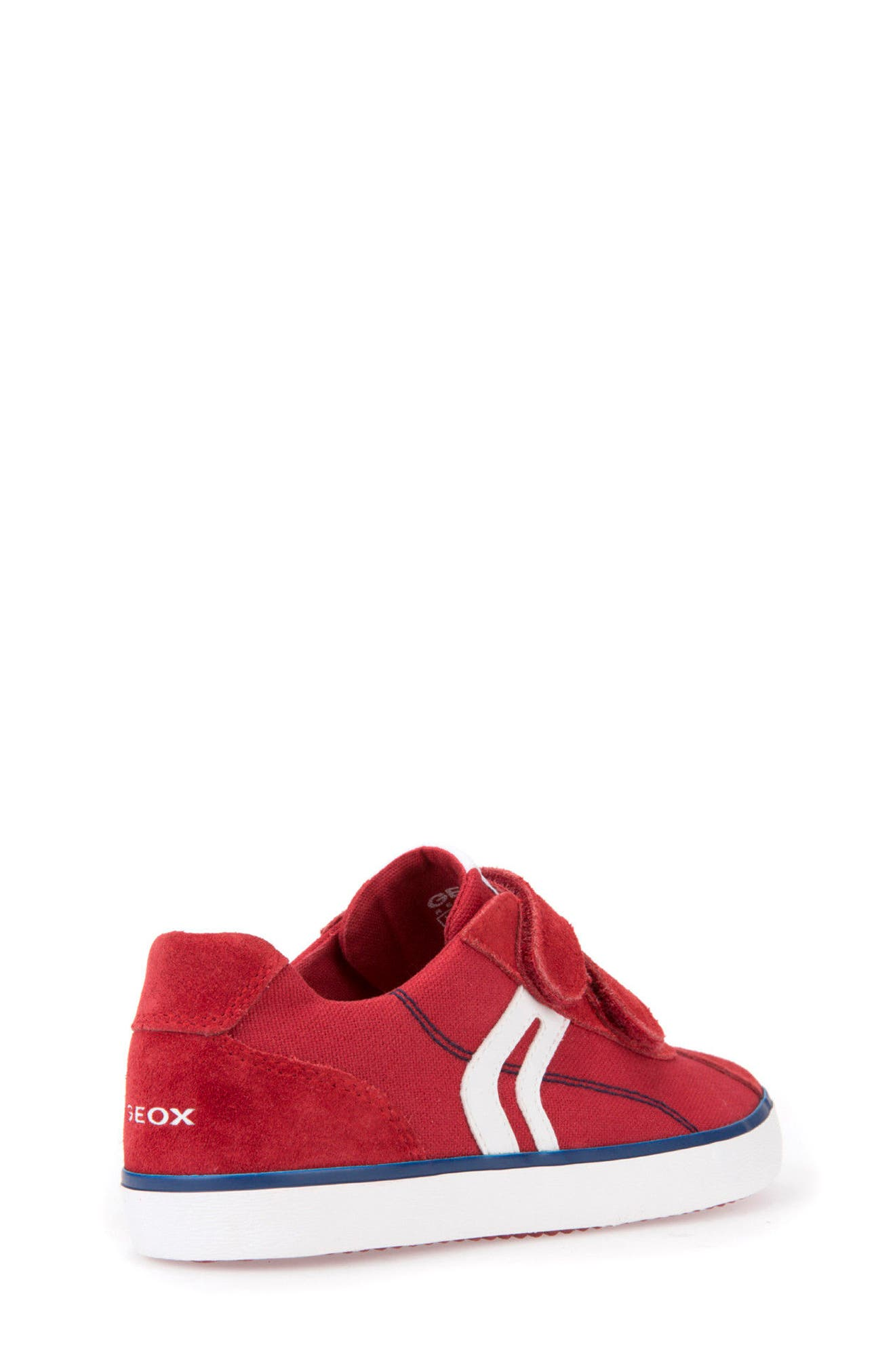 Kilwi Low Top Sneaker,                             Alternate thumbnail 2, color,                             Dark Red/ Navy