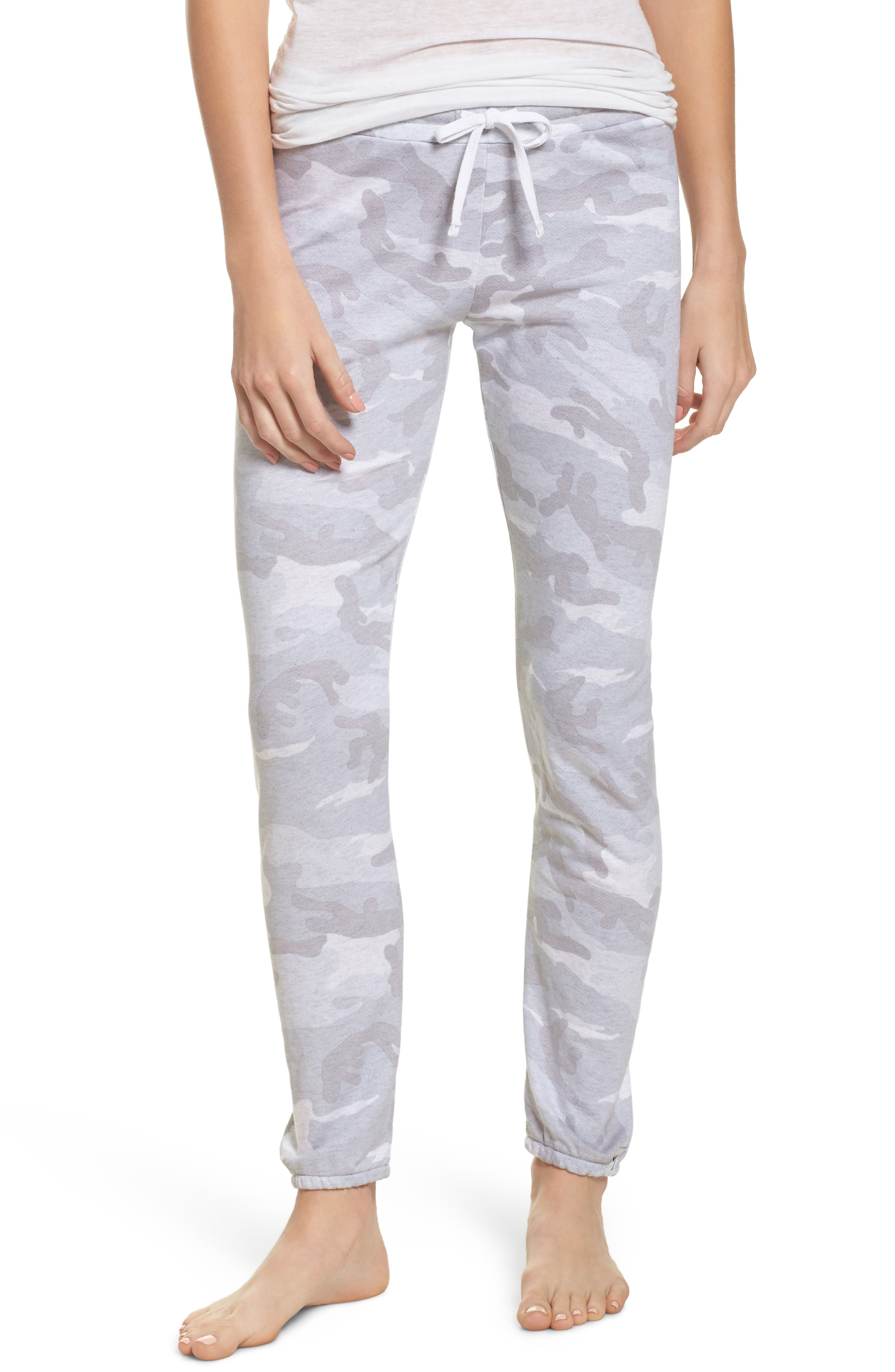 Campbell Vintage Jogger Pants,                             Main thumbnail 1, color,                             Light Grey Camo
