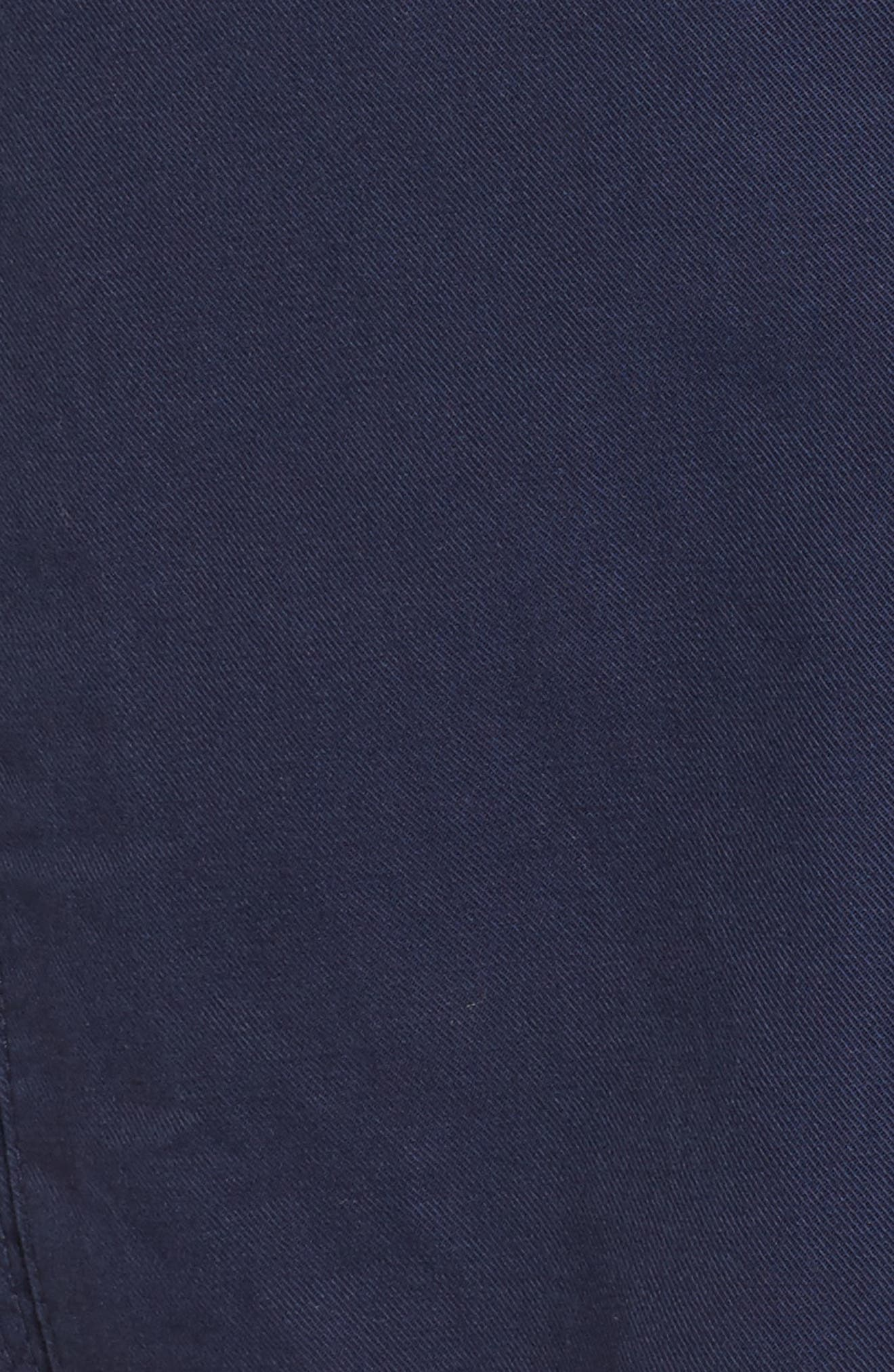 Alternate Image 5  - Caslon® Bell Sleeve Utility Jacket (Plus Size)