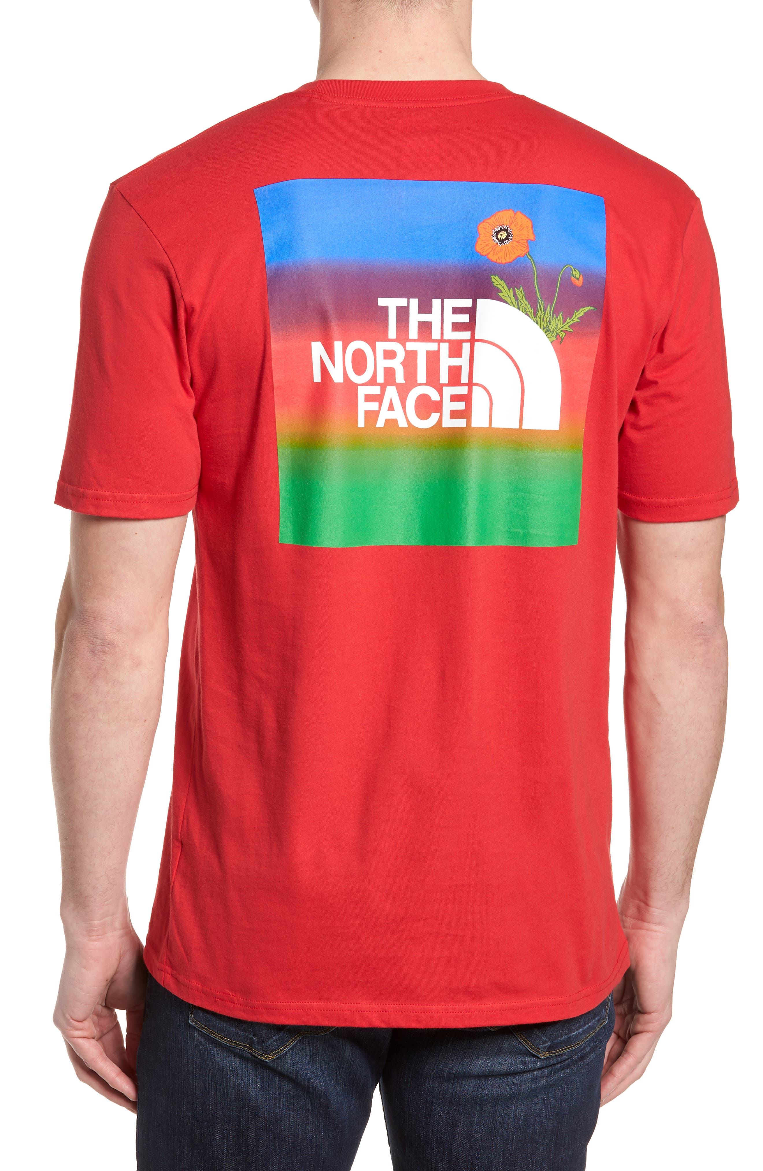 Alternate Image 8  - The North Face Graphic Unisex T-Shirt