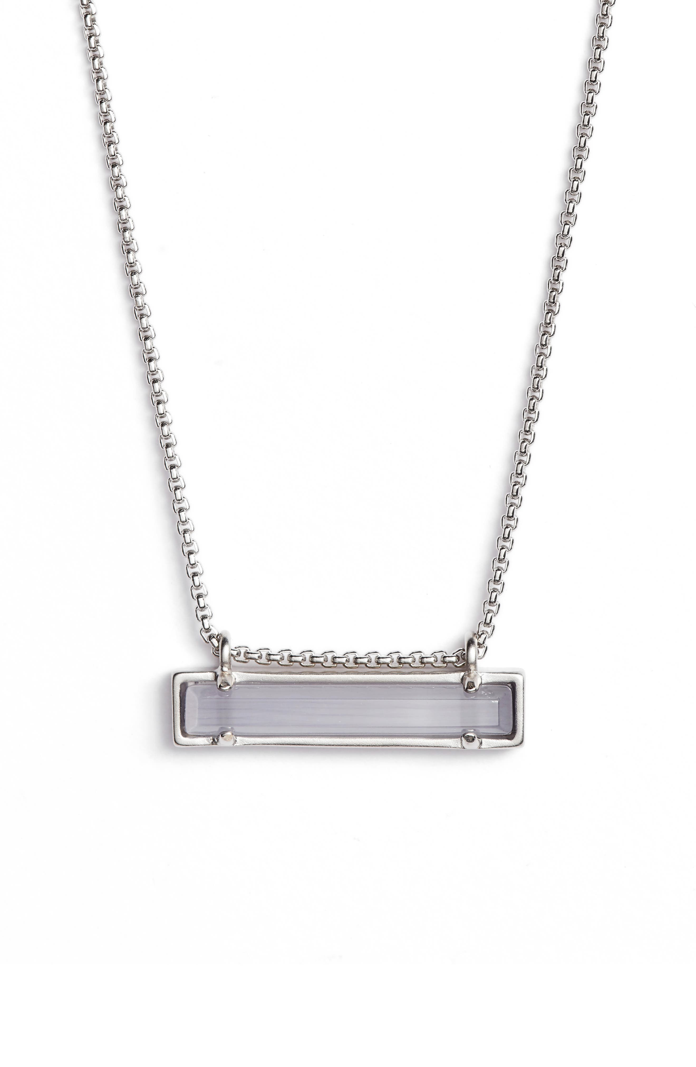Alternate Image 1 Selected - Kendra Scott Leanor Pendant Necklace