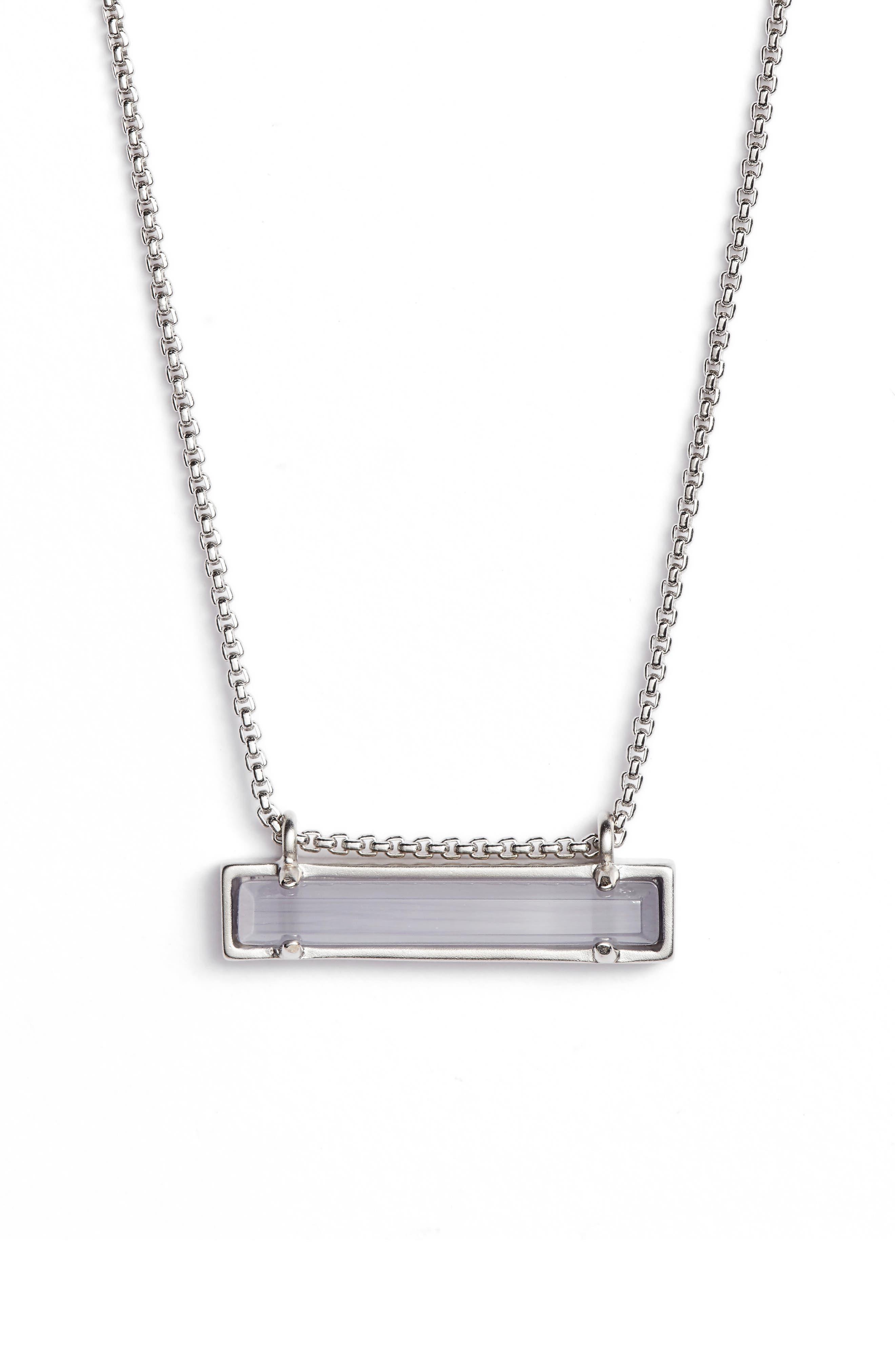 Main Image - Kendra Scott Leanor Pendant Necklace