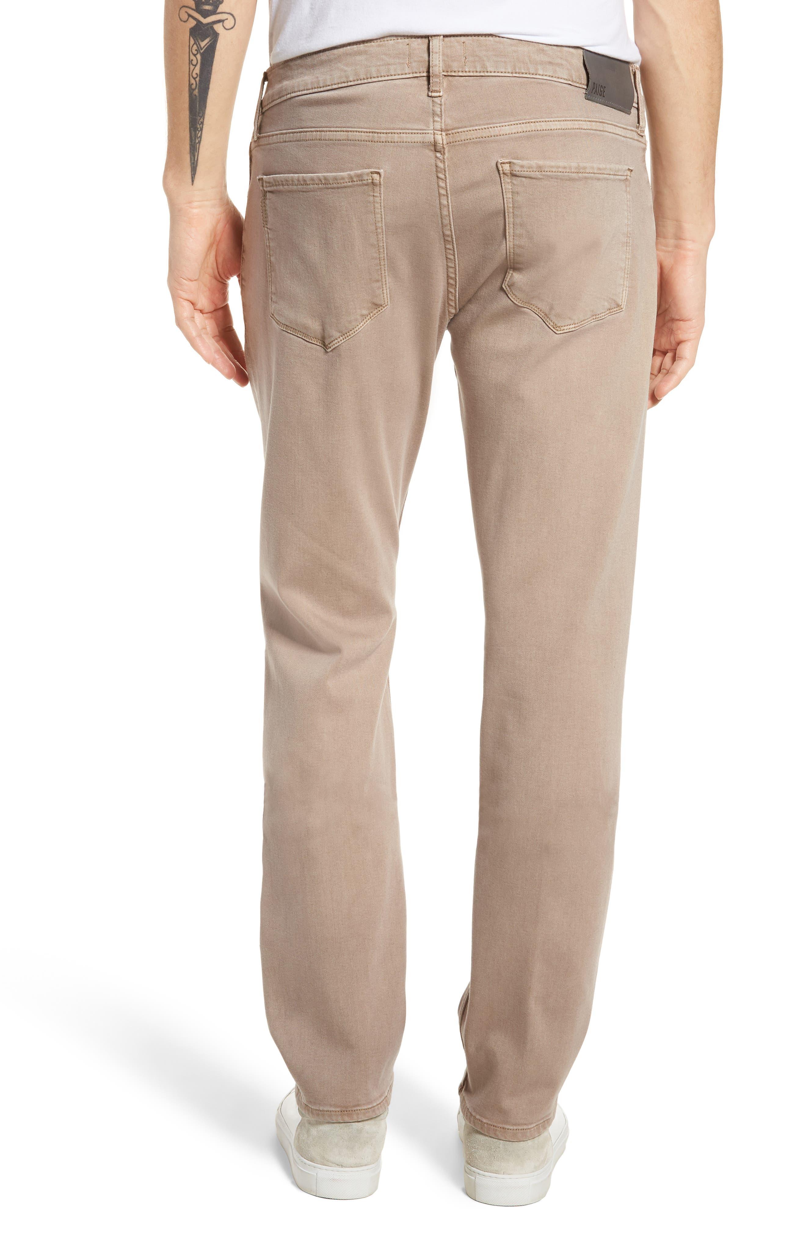 Federal Slim Straight Leg Jeans,                             Alternate thumbnail 2, color,                             Vintage Dune