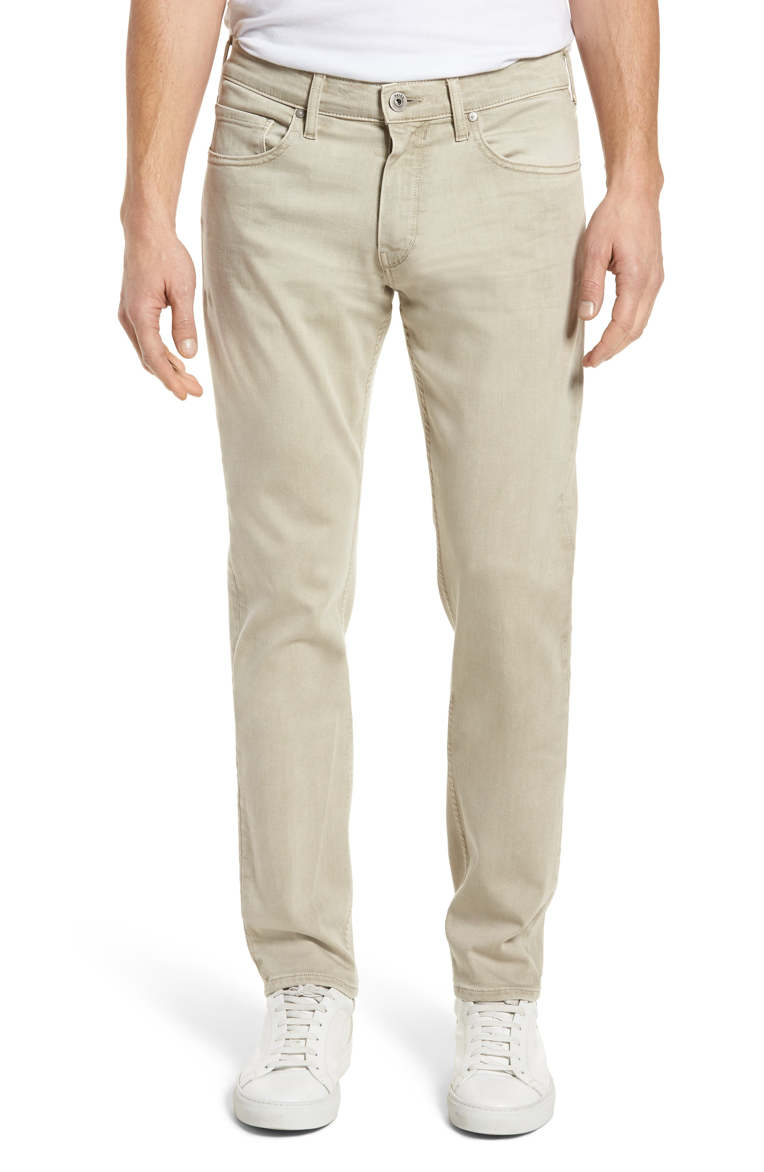 Federal Slim Straight Leg Jeans,                         Main,                         color, Vintage Pebble