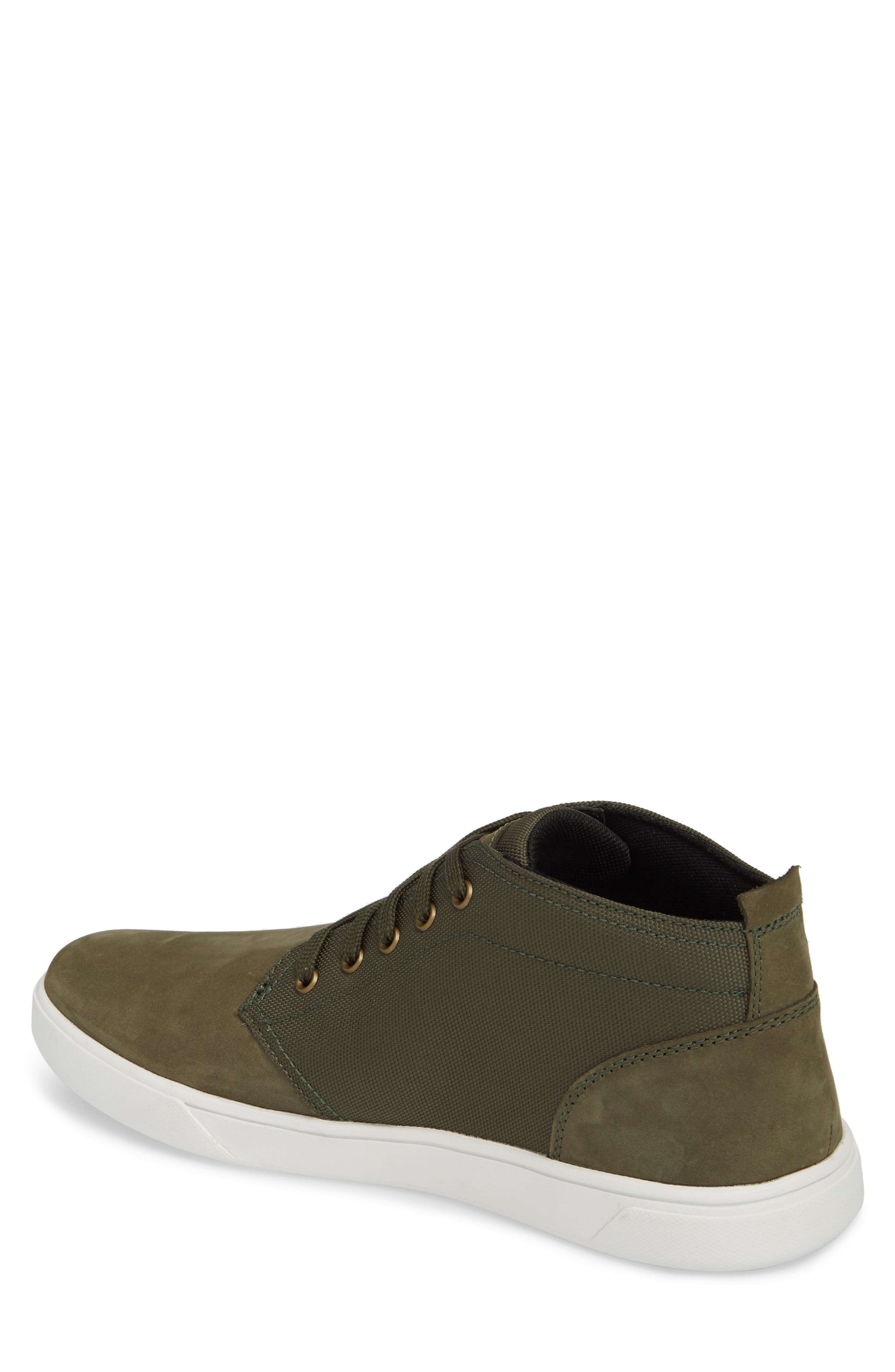 Earthkeepers<sup>®</sup> 'Groveton' Chukka Sneaker,                             Alternate thumbnail 2, color,                             Grape Leaf Leather