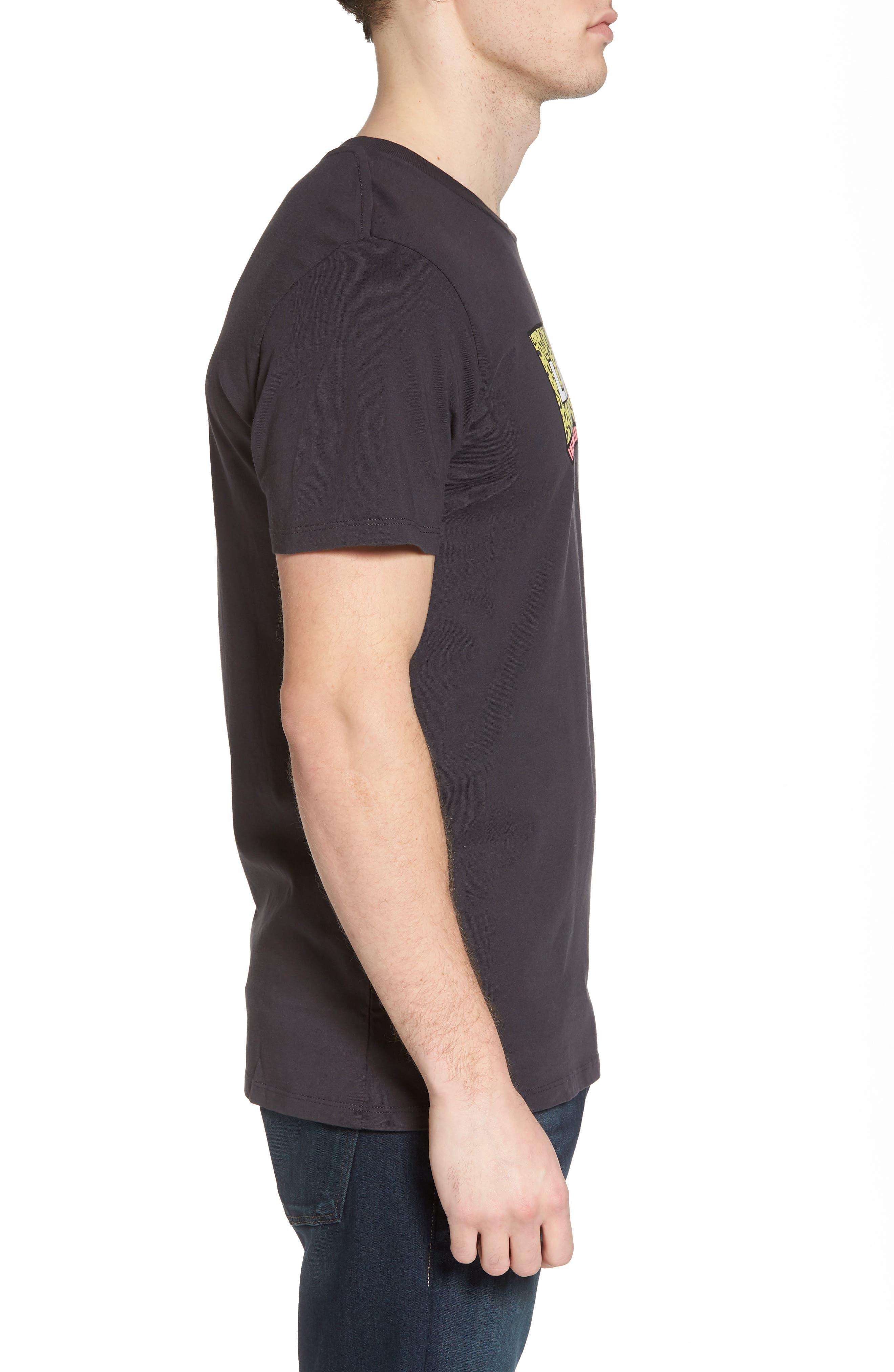 Housemark Graphic T-Shirt,                             Alternate thumbnail 3, color,                             Housemark Grey