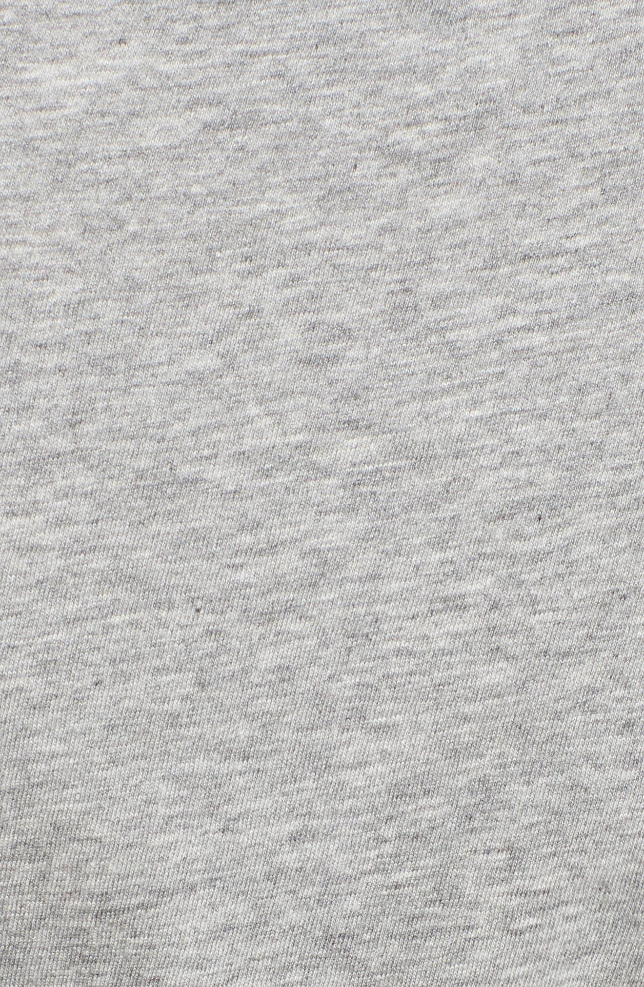Lola - Mini Stars Tee,                             Alternate thumbnail 5, color,                             Grey