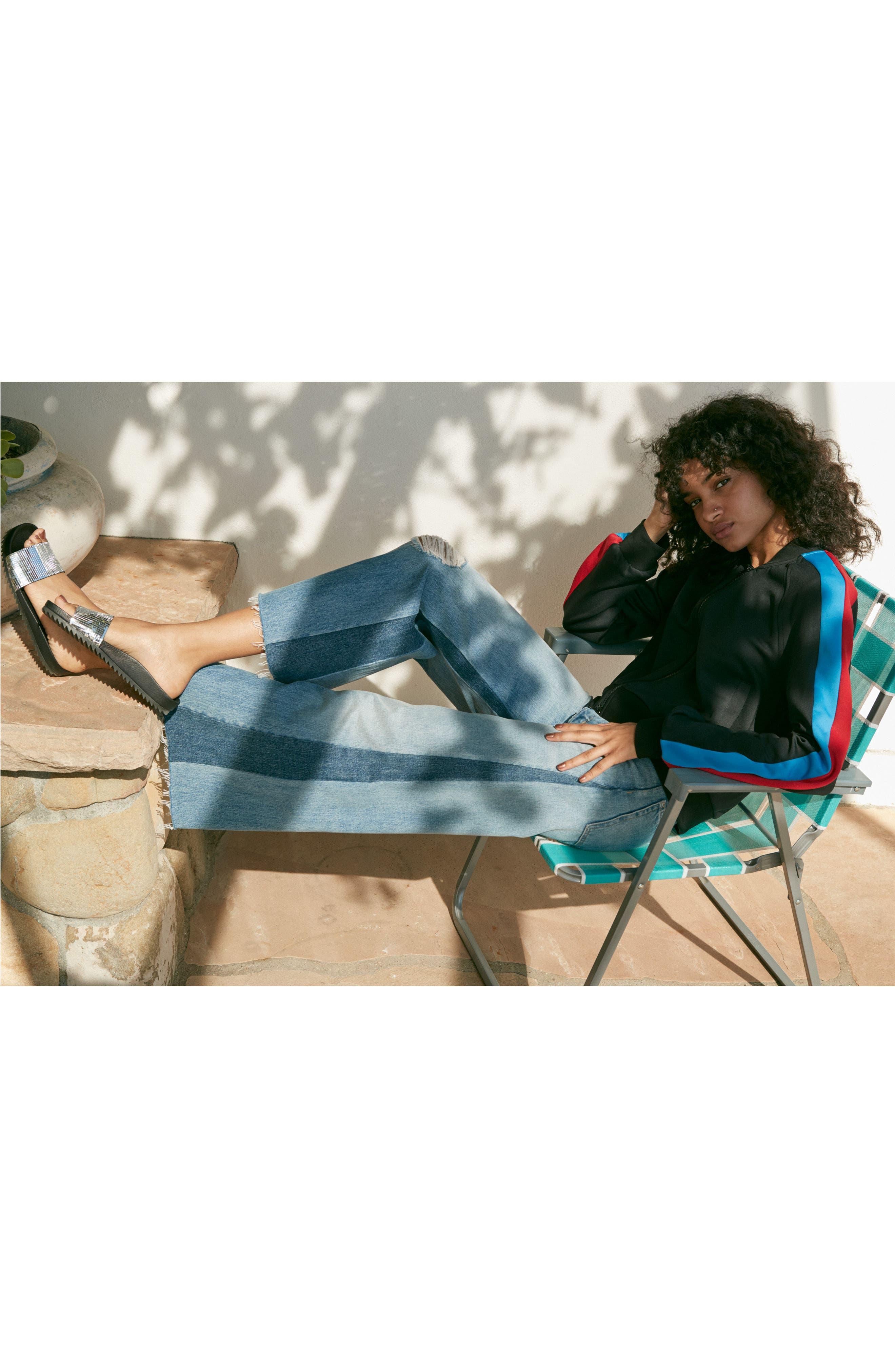 Alice Slide Sandal,                             Alternate thumbnail 7, color,