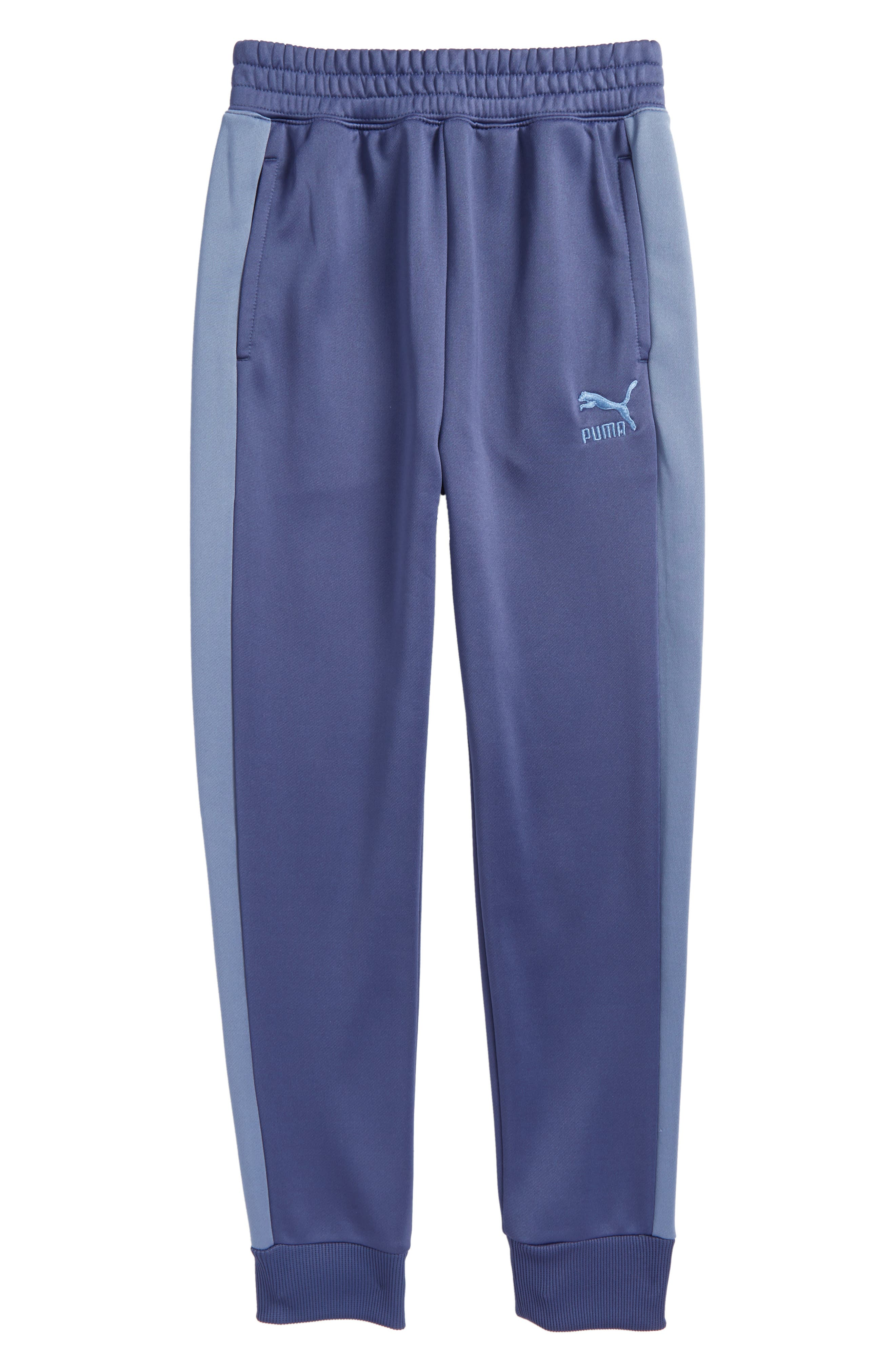 T7 Sweatpants,                             Main thumbnail 1, color,                             Blue Indigo