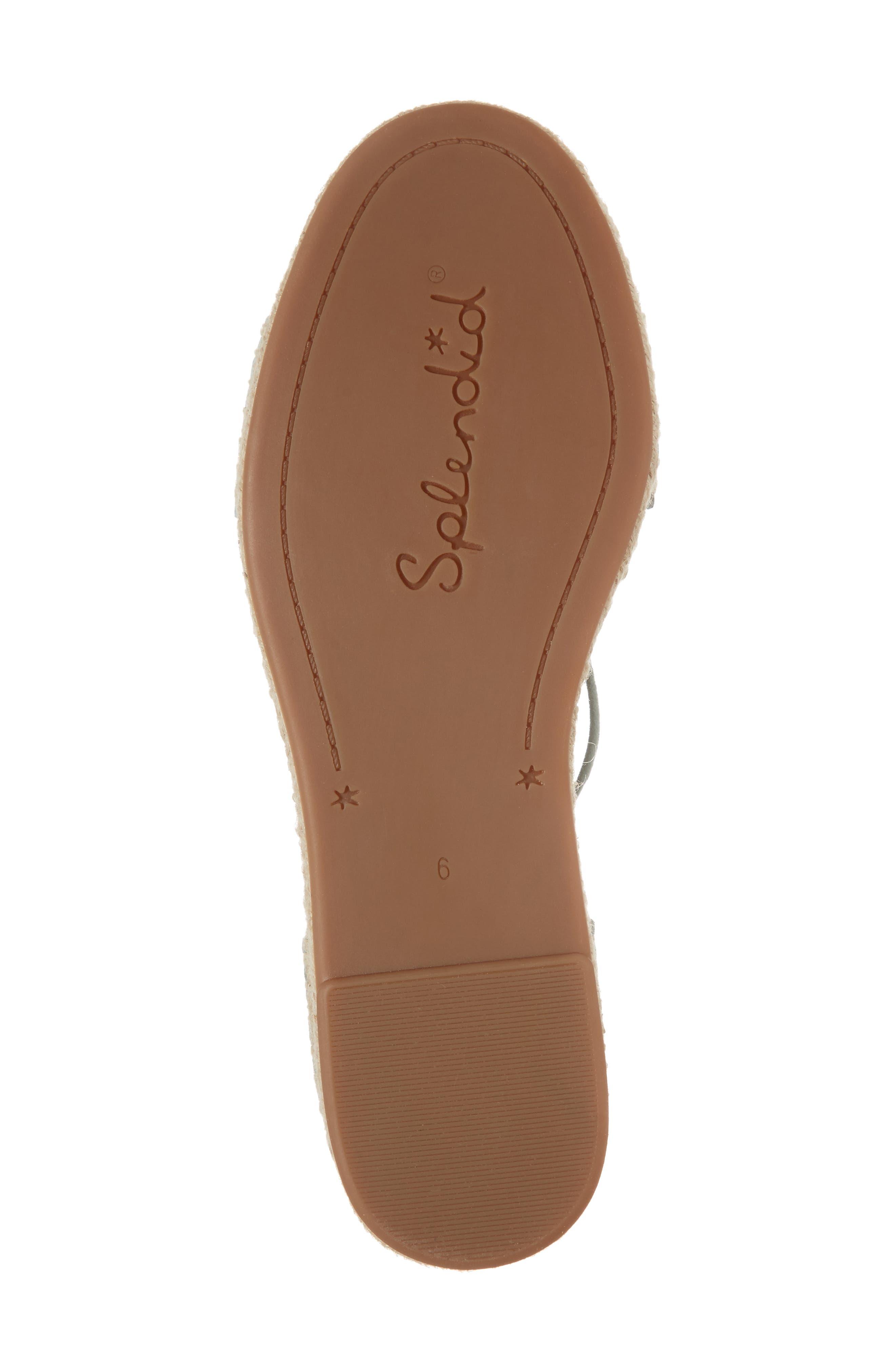 Fernanda Wraparound Platform Sandal,                             Alternate thumbnail 6, color,                             Deco Green Suede