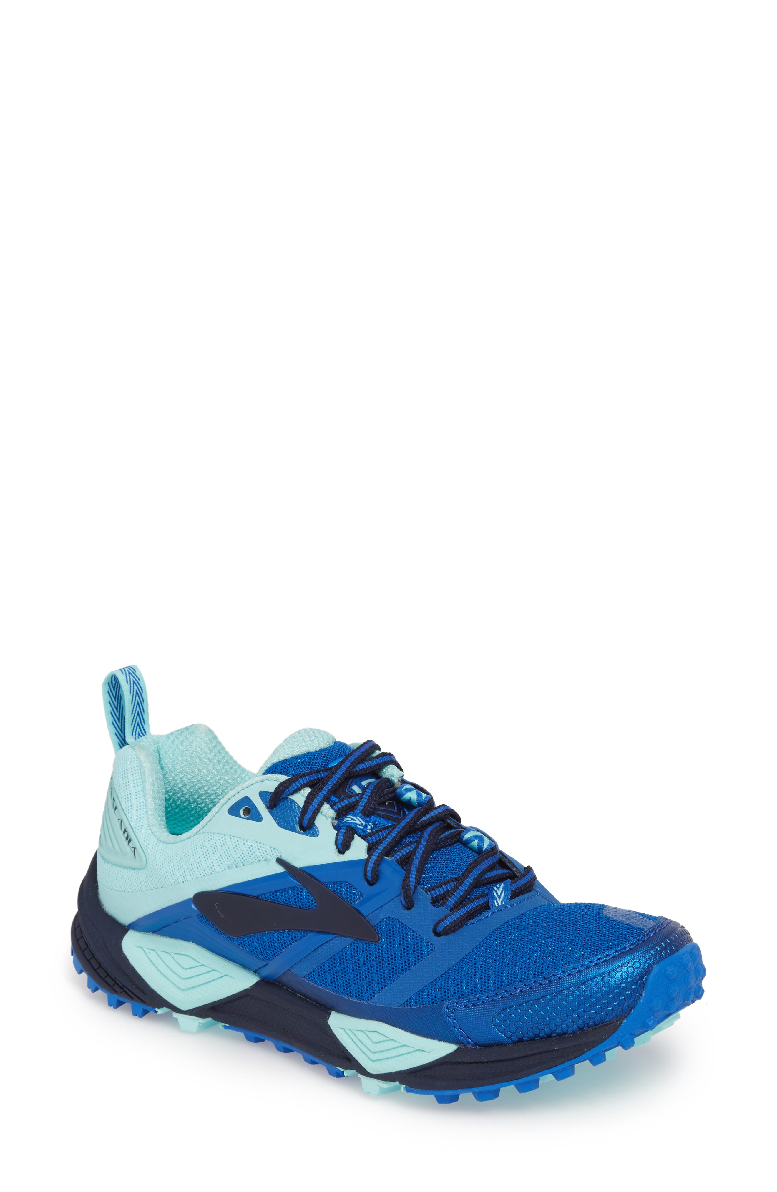Main Image - Brooks Cascadia 12 Trail Running Shoe (Women)