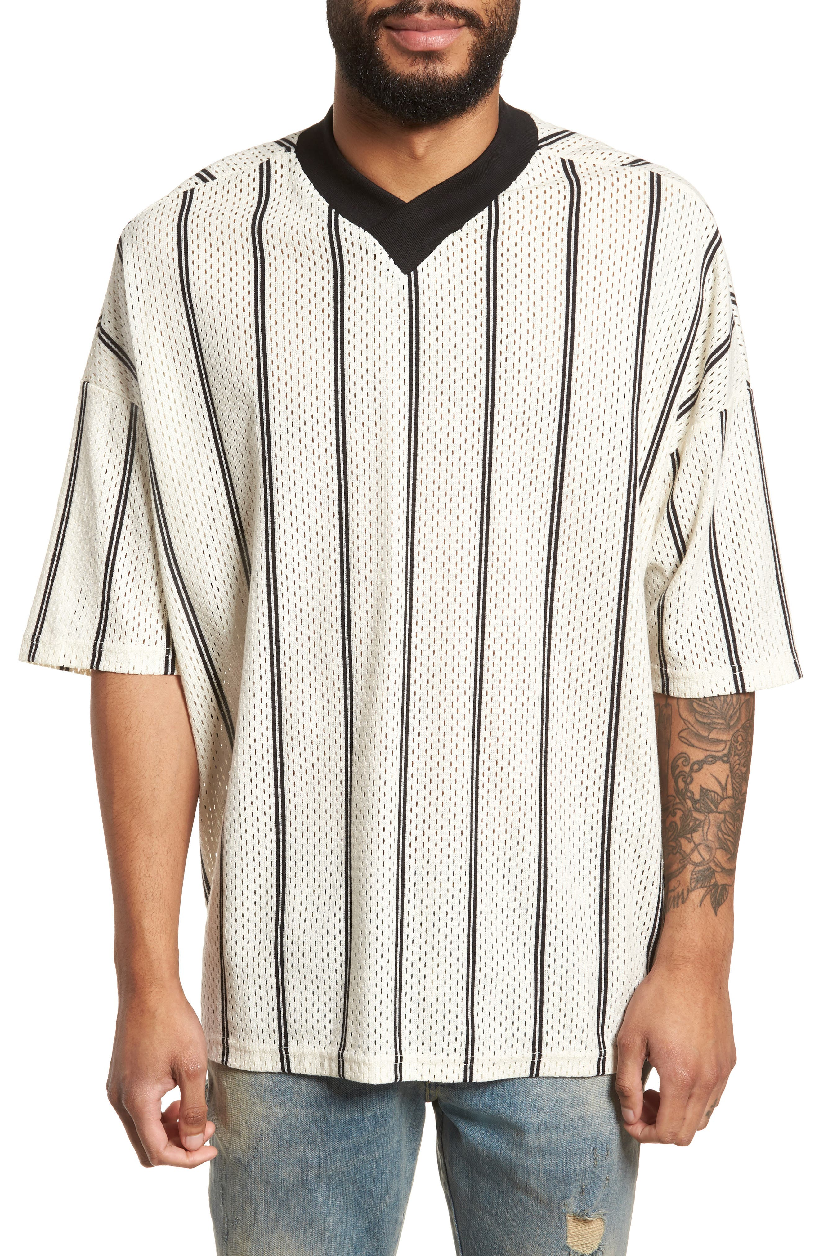Represent Mesh T-Shirt
