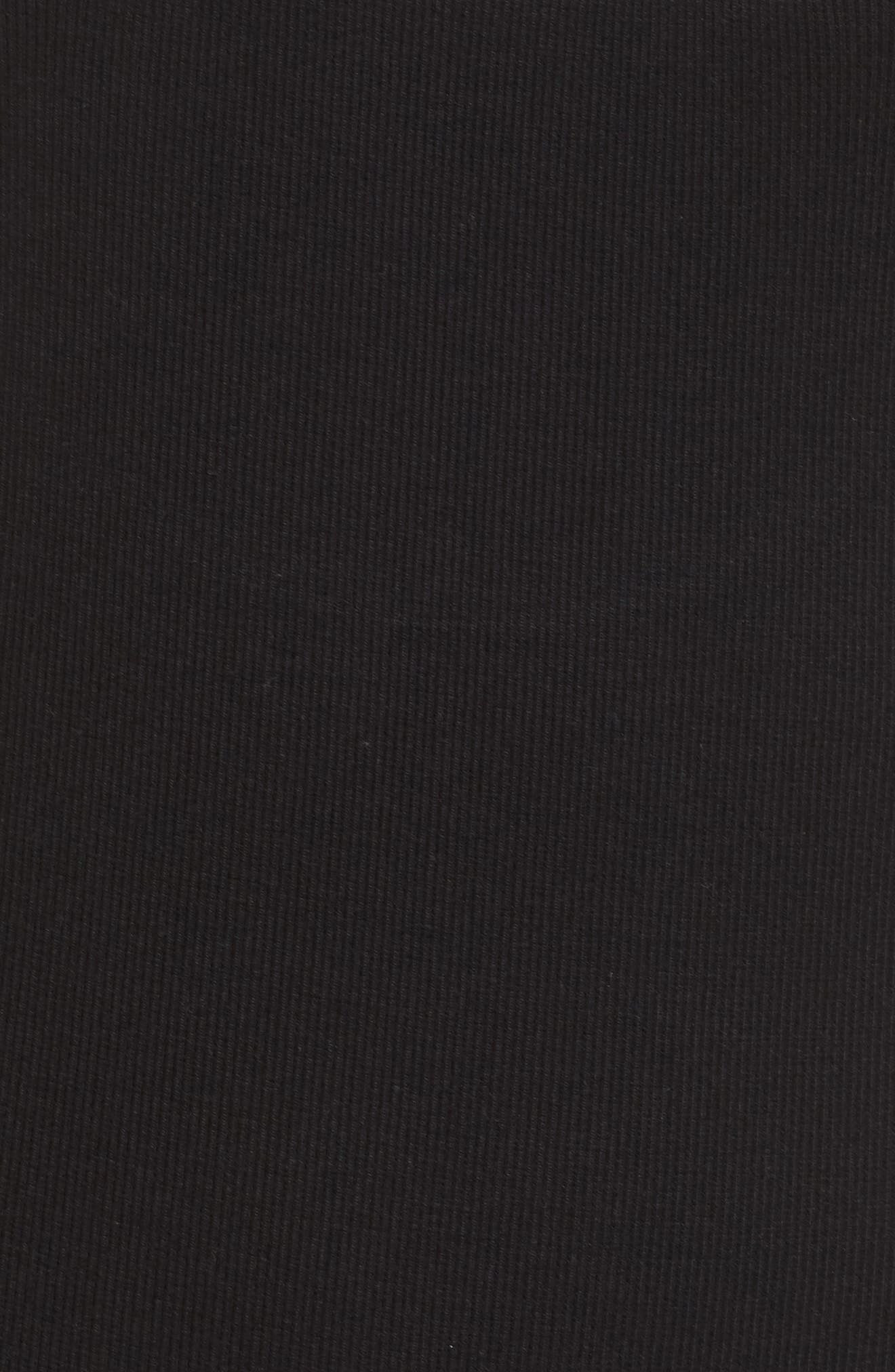 Jesse Bodysuit,                             Alternate thumbnail 6, color,                             Black