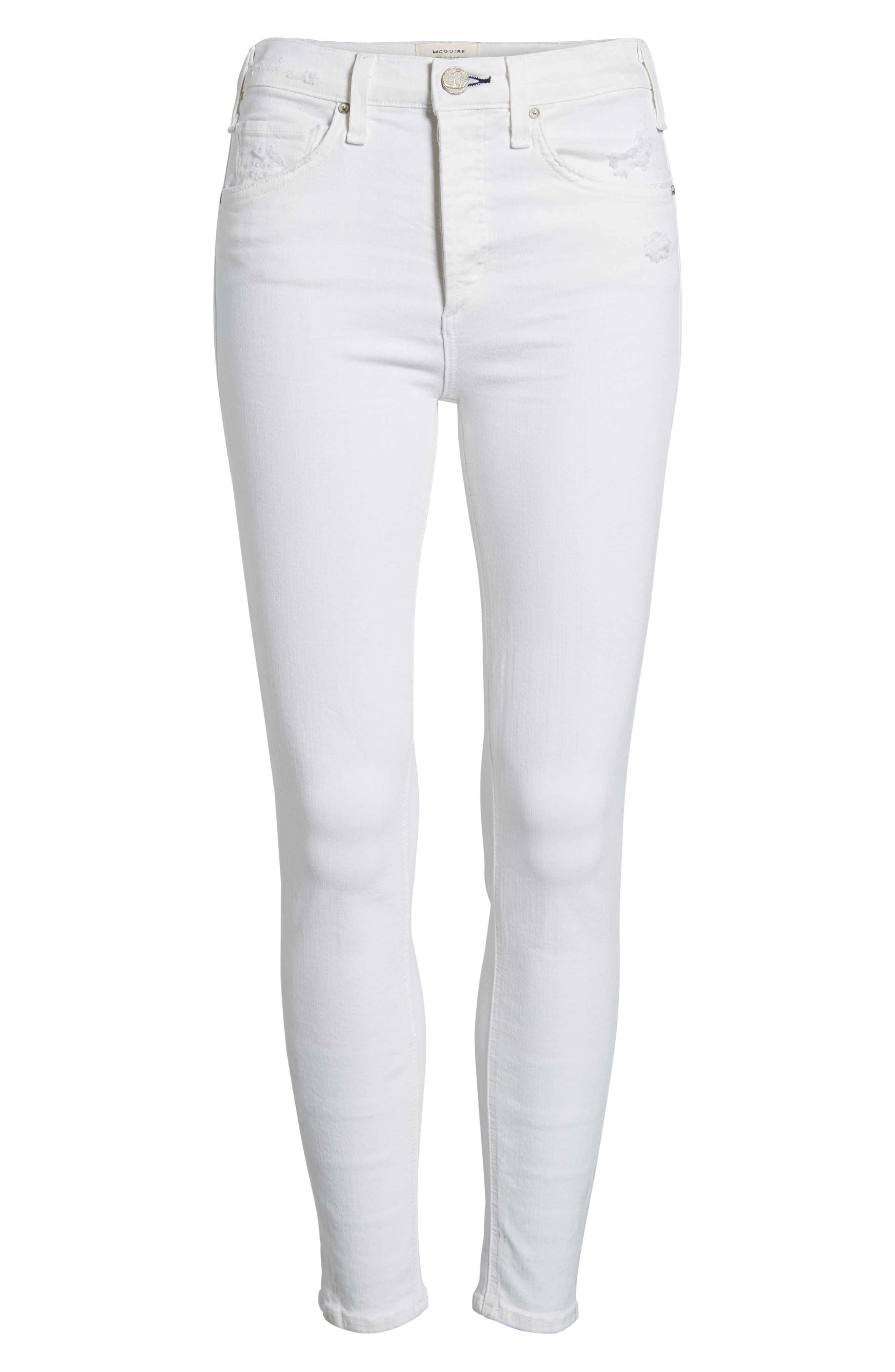 Newton Skinny Ankle Jeans,                             Alternate thumbnail 7, color,                             Riders In The Sky