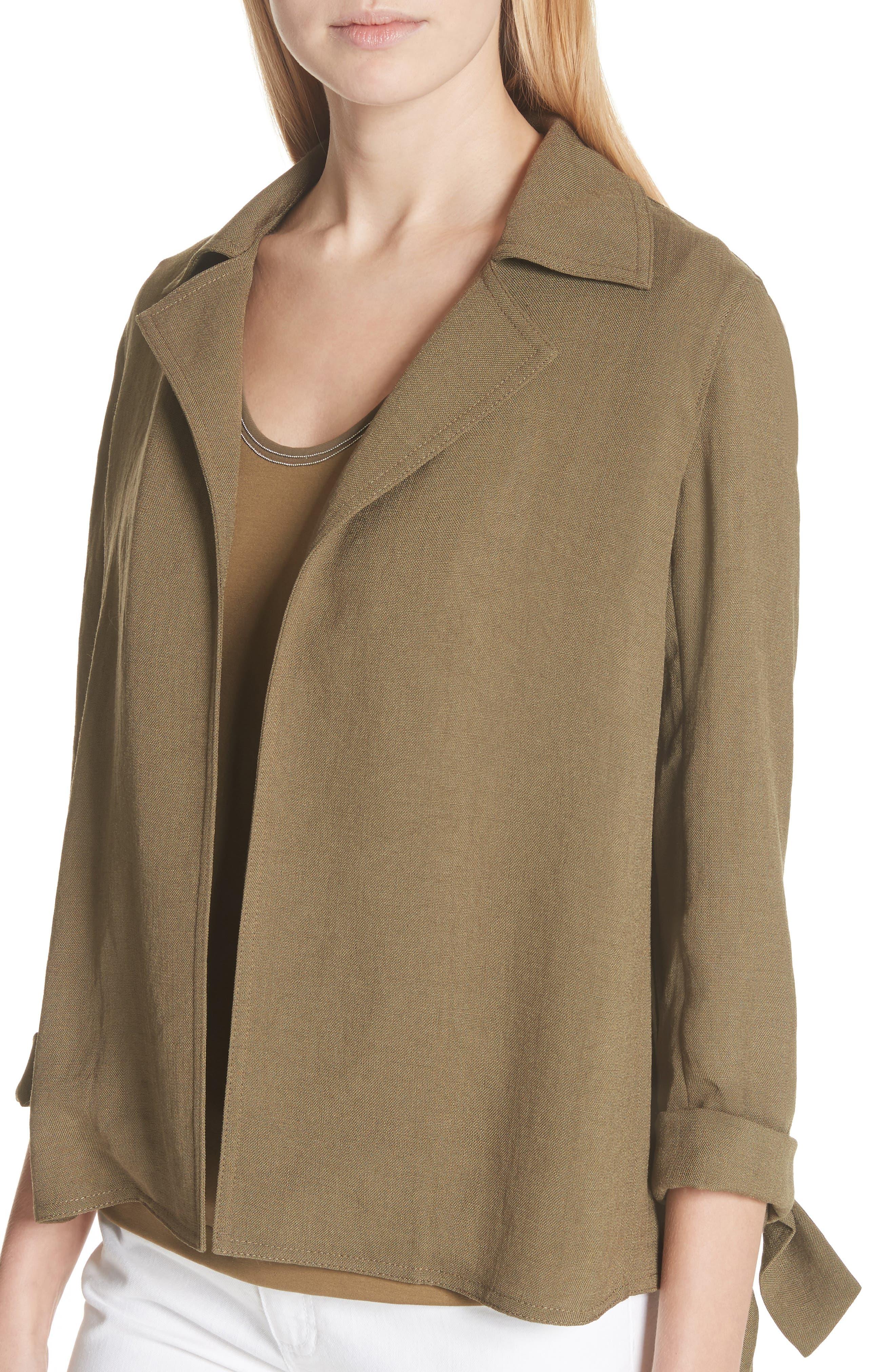 Alternate Image 4  - Lafayette 148 New York Grant Altruistic Cloth Jacket