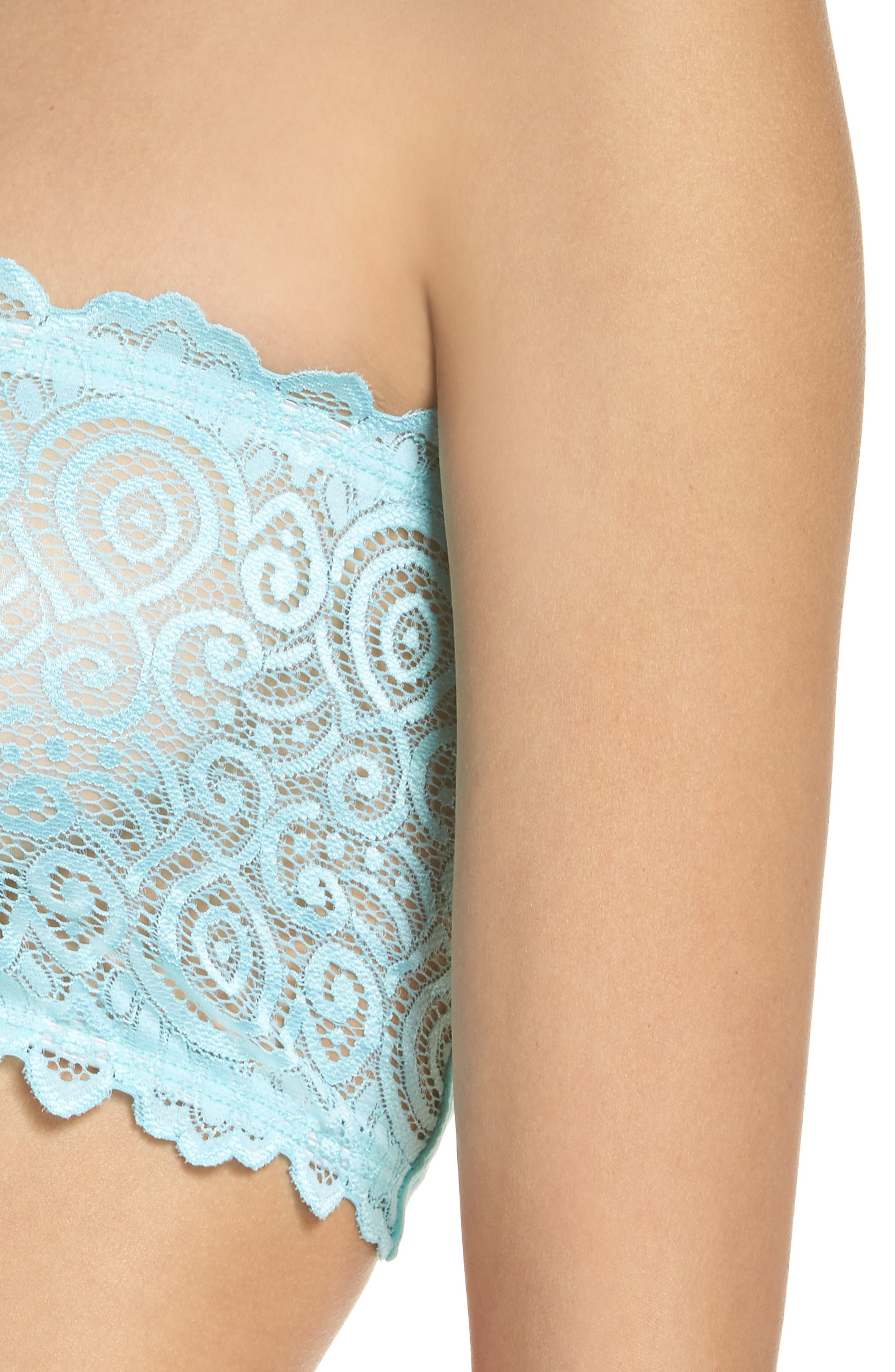 Alternate Image 6  - Free People Intimately FP Lace Reversible Seamless Bandeau