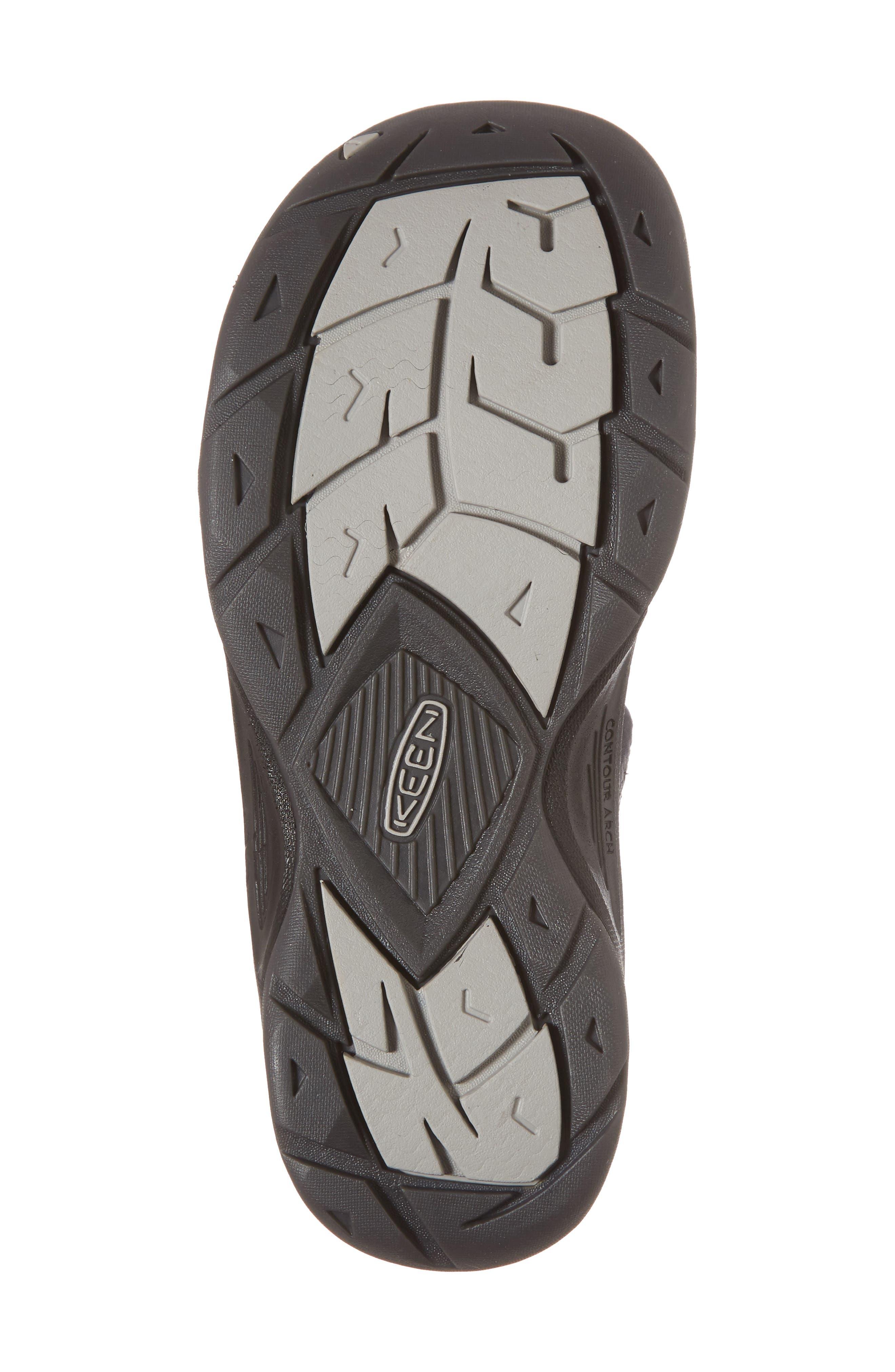 EVOFIT One Sandal,                             Alternate thumbnail 6, color,                             Heathered Black/ Magnet