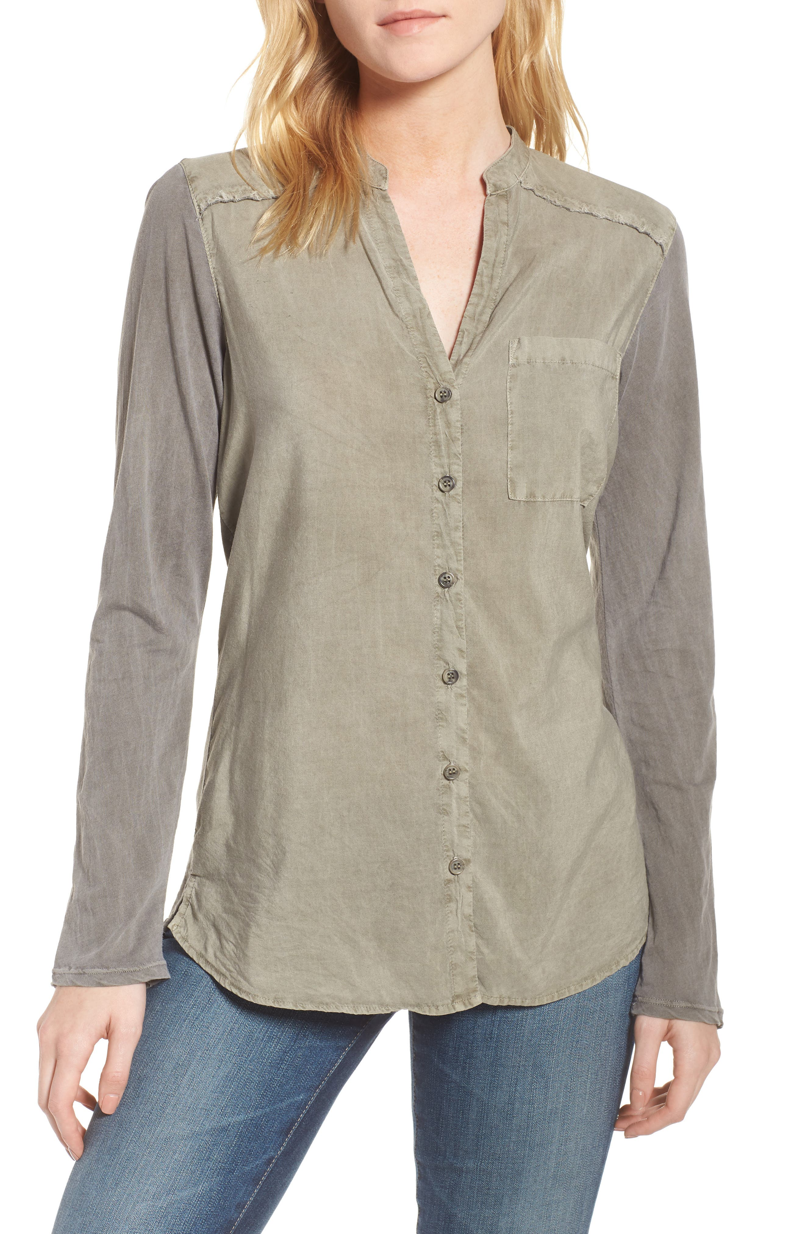The New Famous Shirt,                         Main,                         color, Army