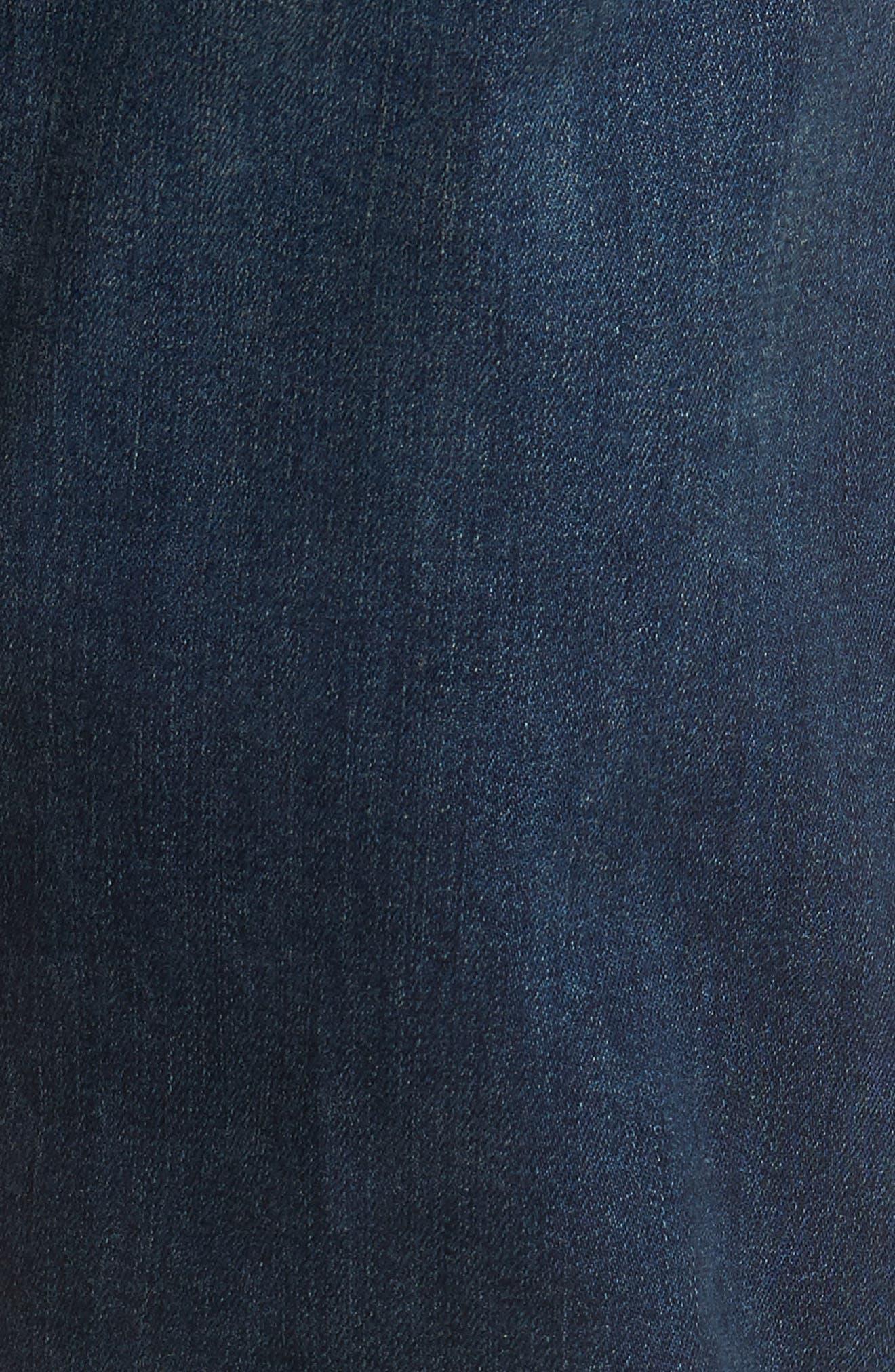 Core Slim Fit Jeans,                             Alternate thumbnail 5, color,                             Unison