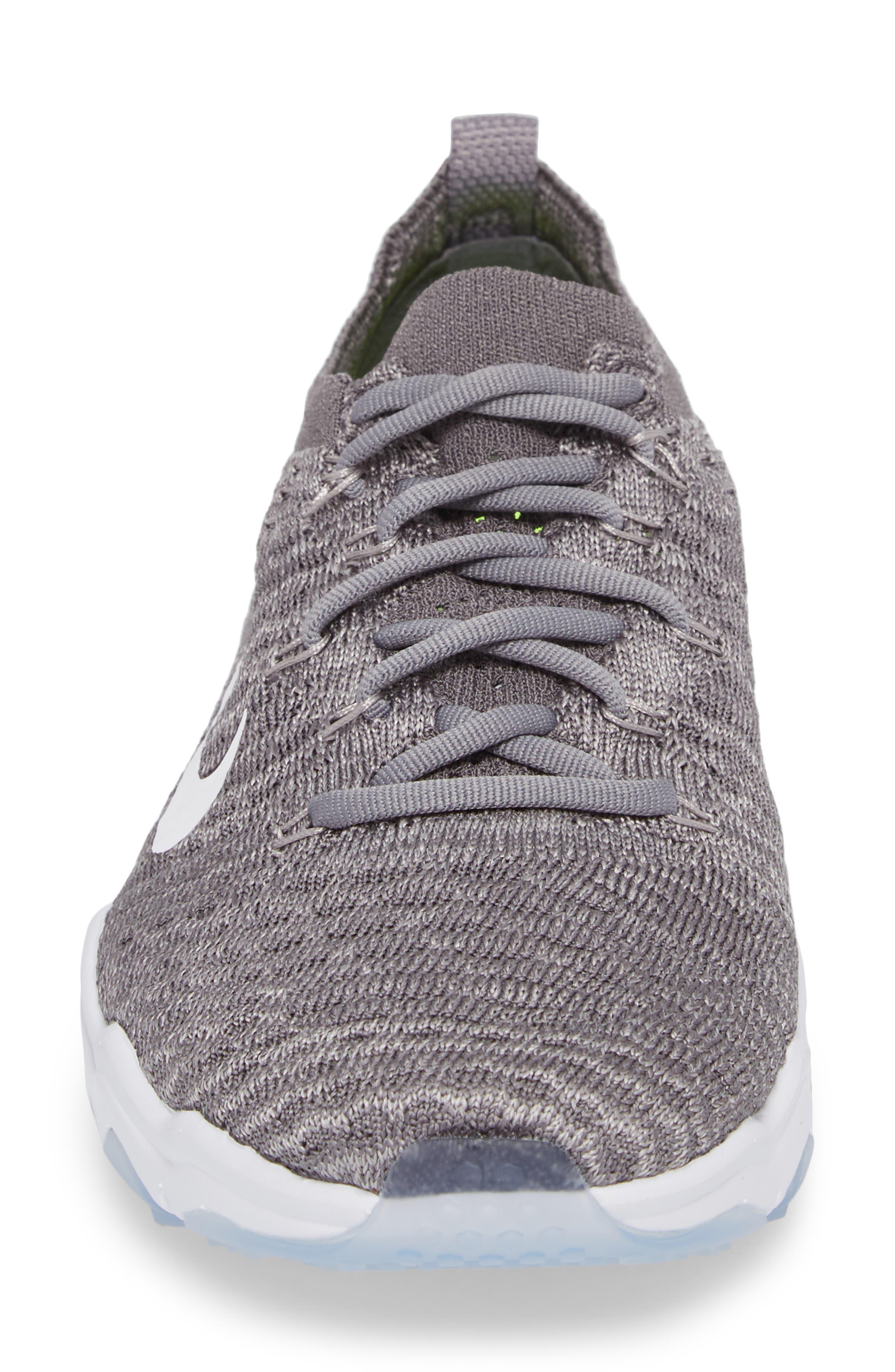 Alternate Image 4  - Nike Air Zoom Fearless Flyknit Lux Training Shoe (Women)