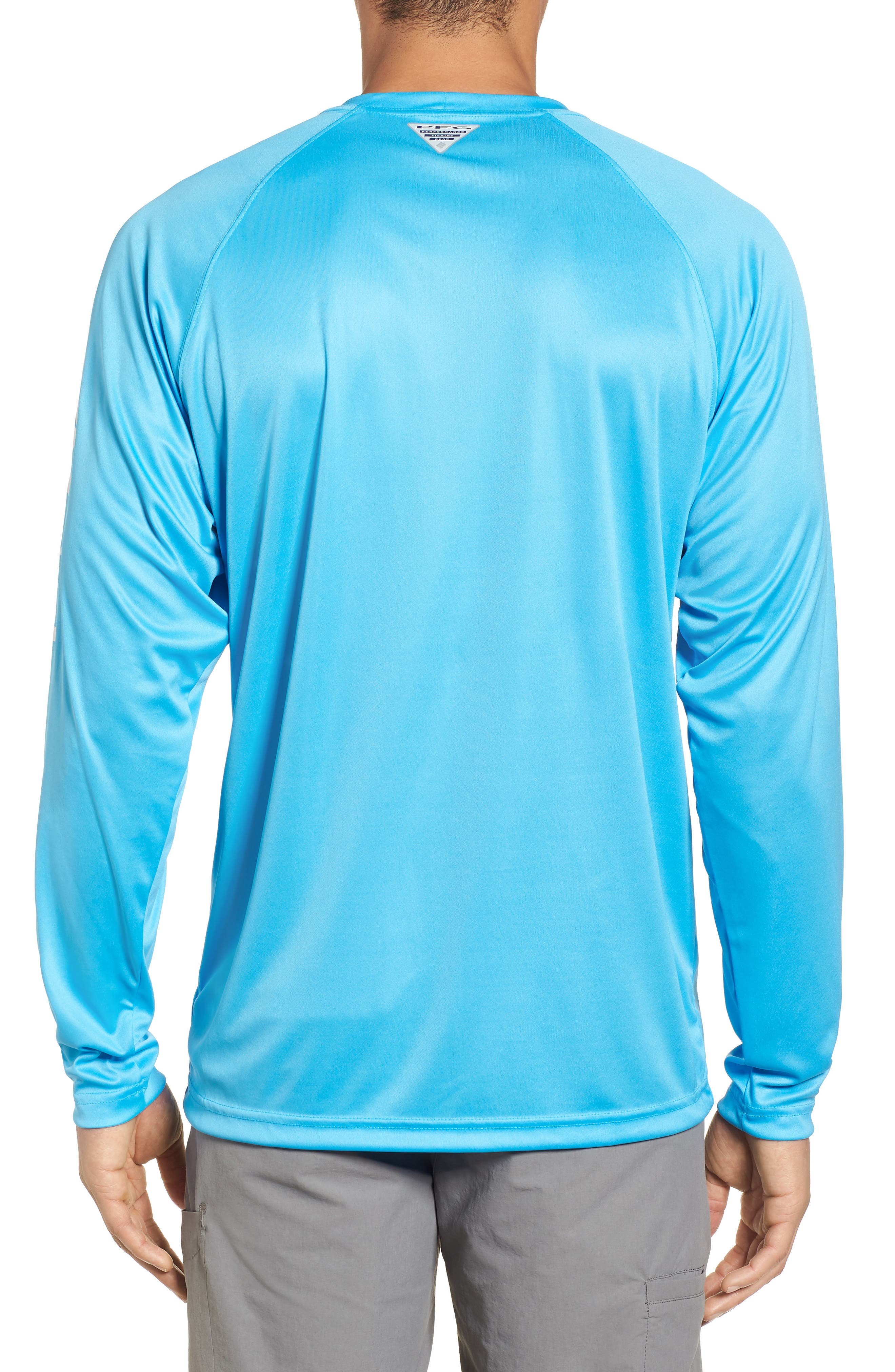 Alternate Image 2  - Columbia PFG Terminal Tackle Performance Long Sleeve T-Shirt