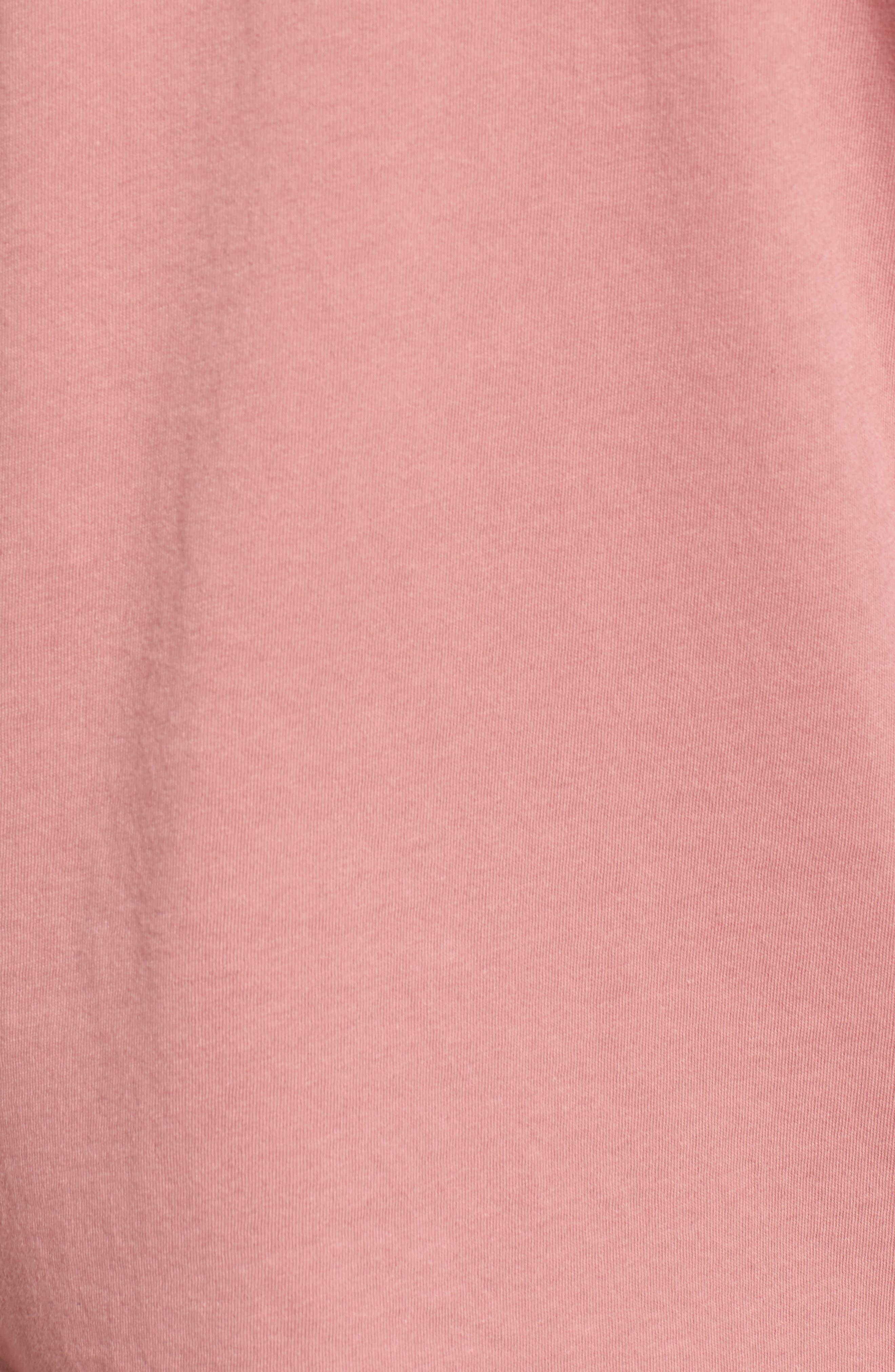 Brunswick Jersey Polo,                             Alternate thumbnail 5, color,                             Spring Coral