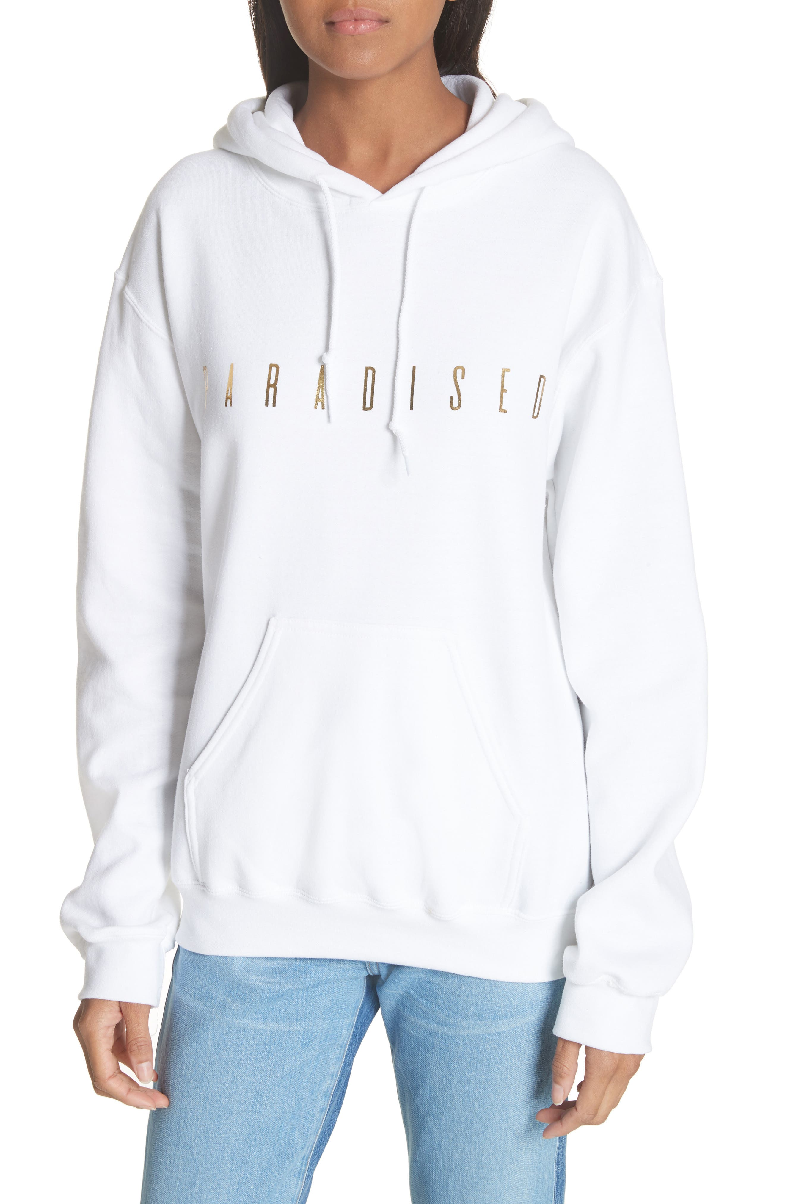 Paradised Sun Sees Everything Hoodie