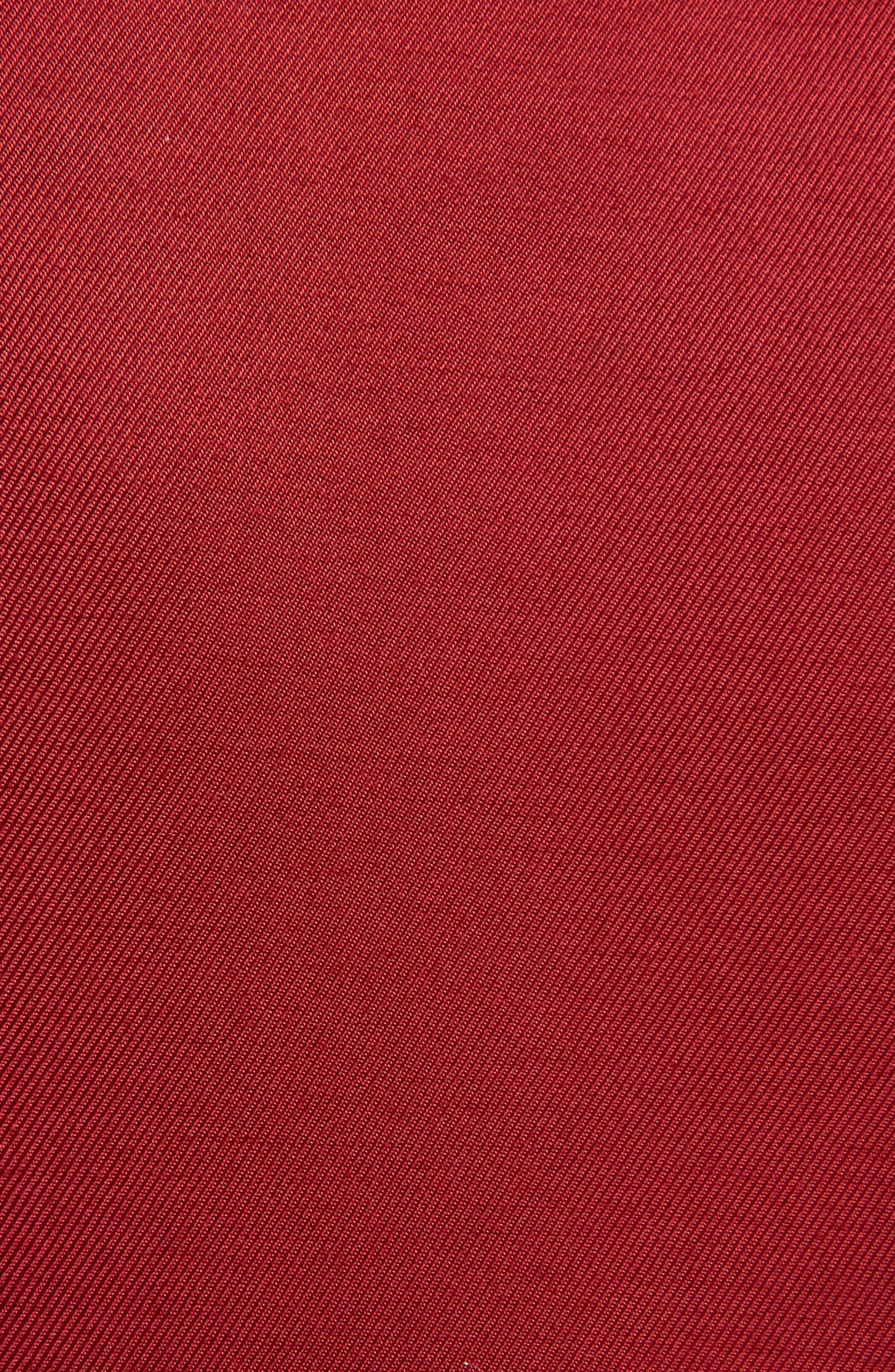 Jaria Suit Jacket,                             Alternate thumbnail 6, color,                             Crimson Red
