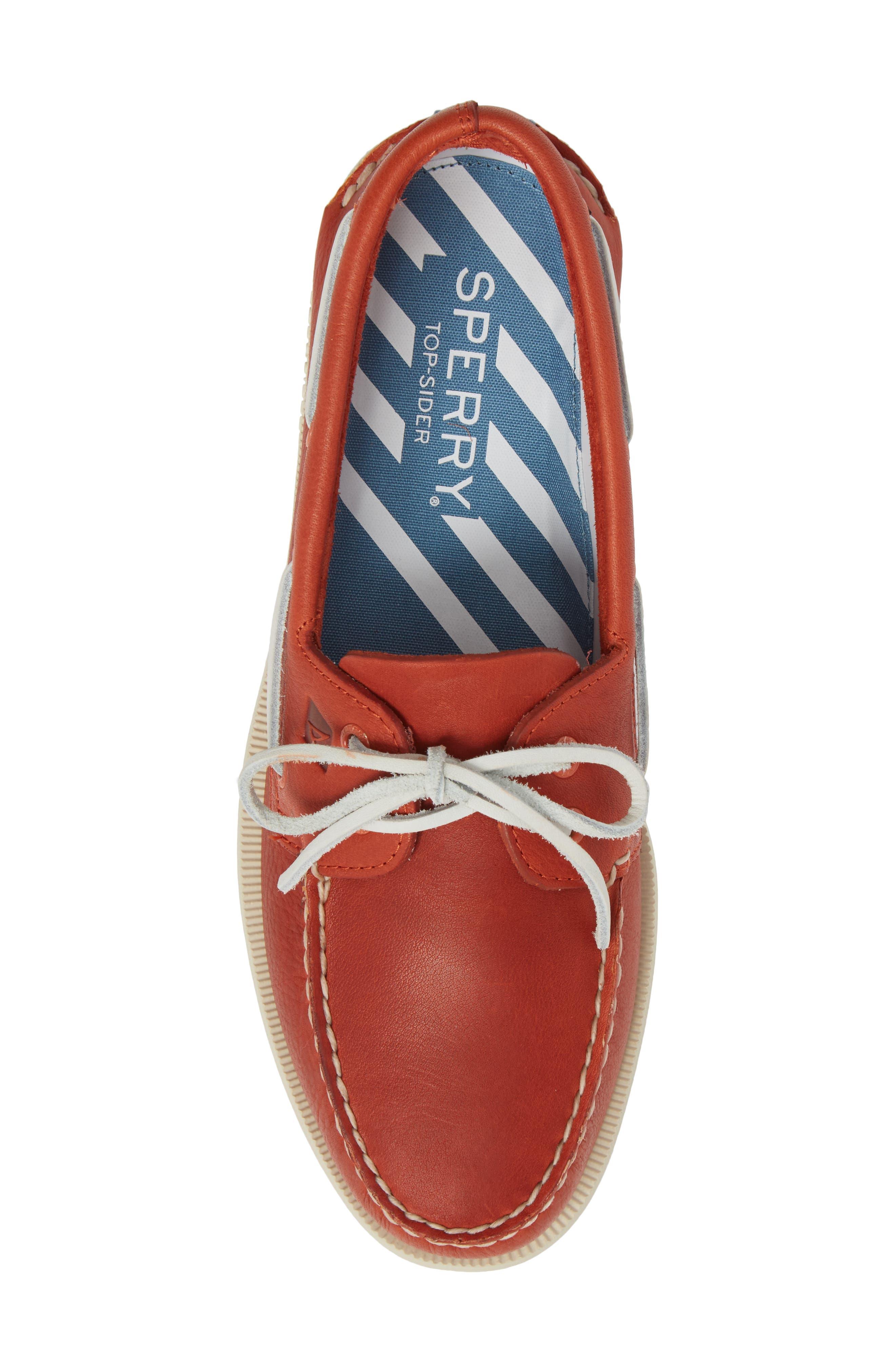 Alternate Image 5  - Sperry AO 2 Eye Daytona Boat Shoe (Men)