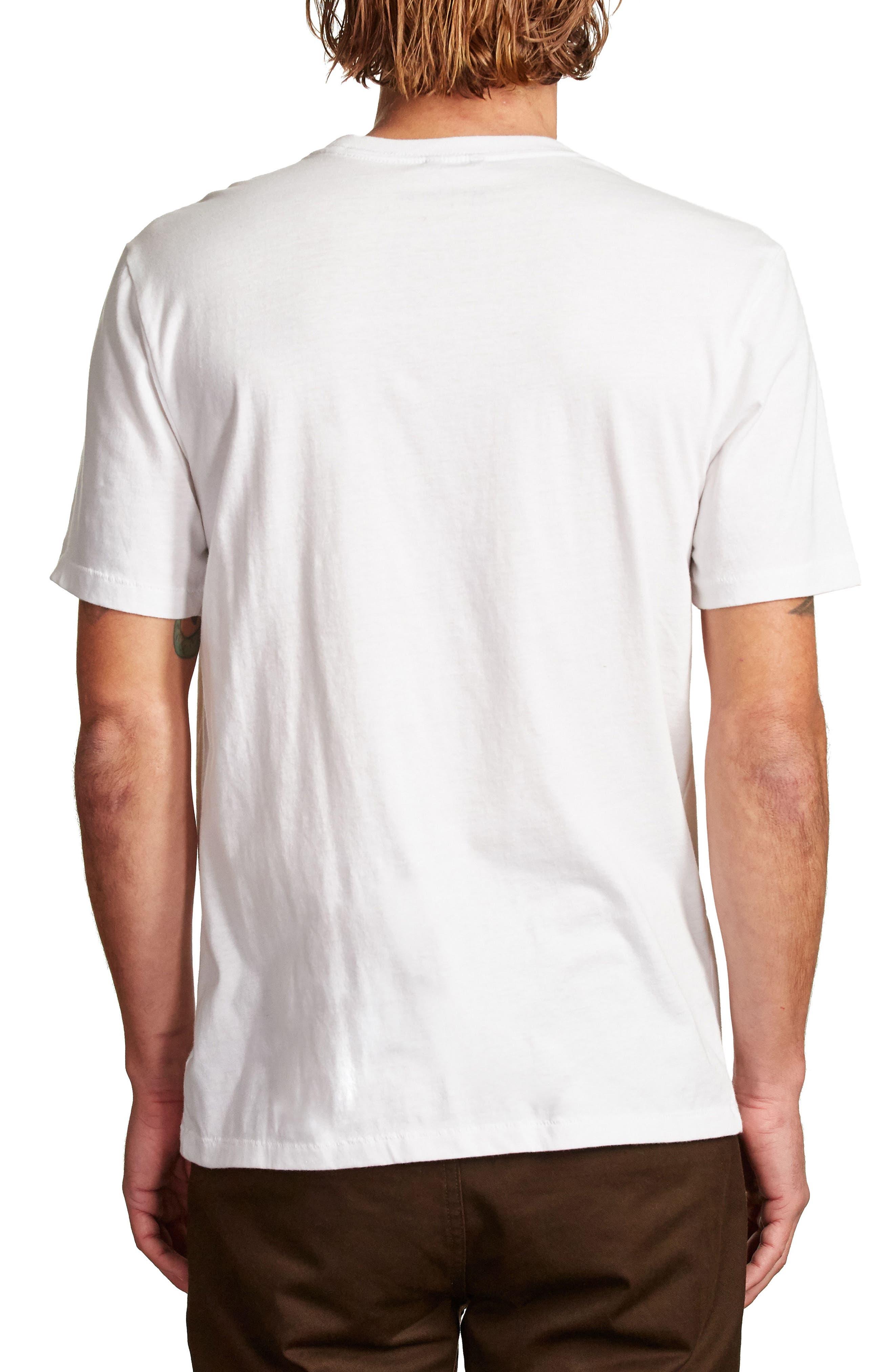 Battalion Graphic T-Shirt,                             Alternate thumbnail 2, color,                             White