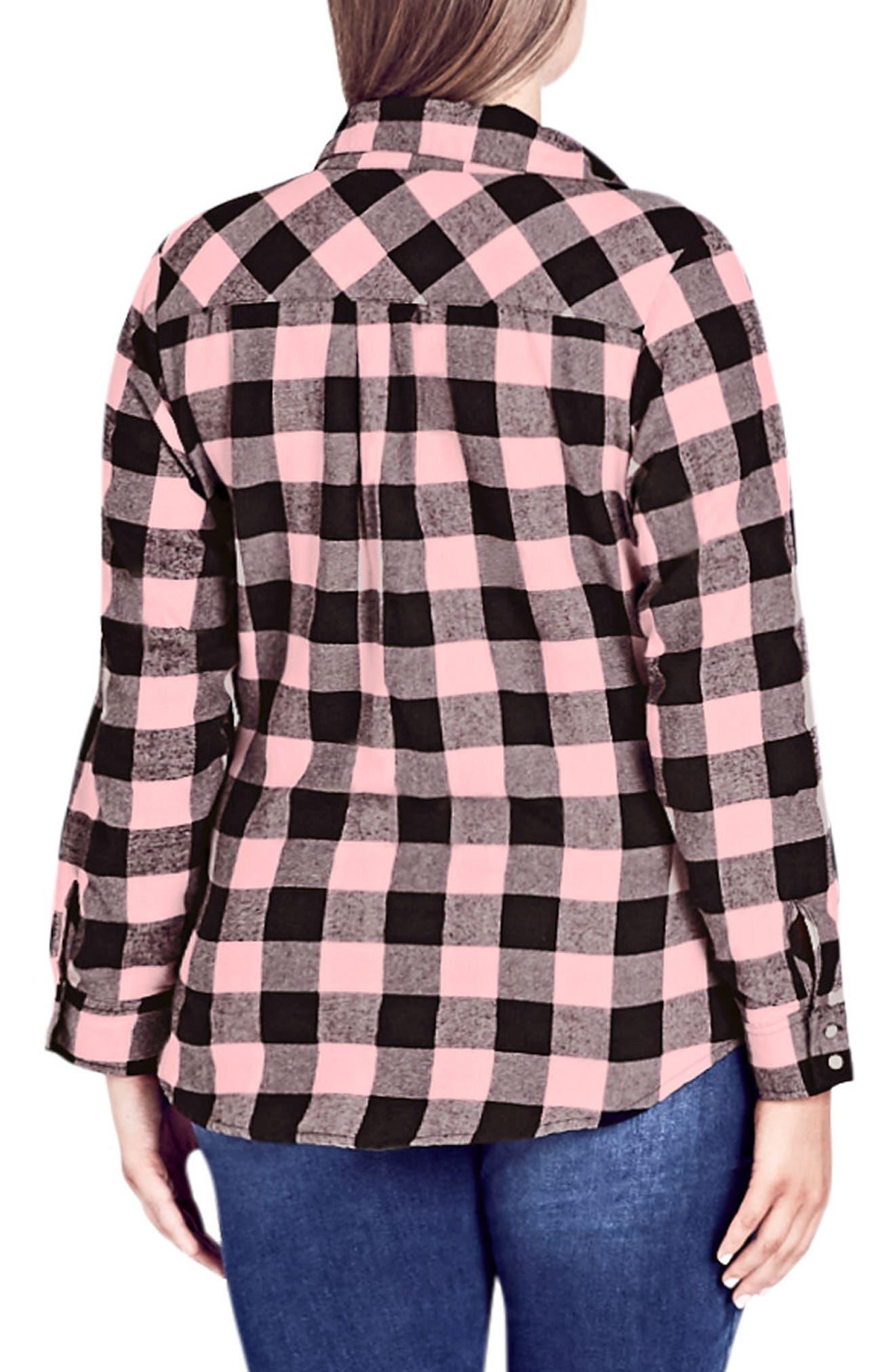 Dusty Duke Cotton Shirt,                             Alternate thumbnail 2, color,                             Blush Pink