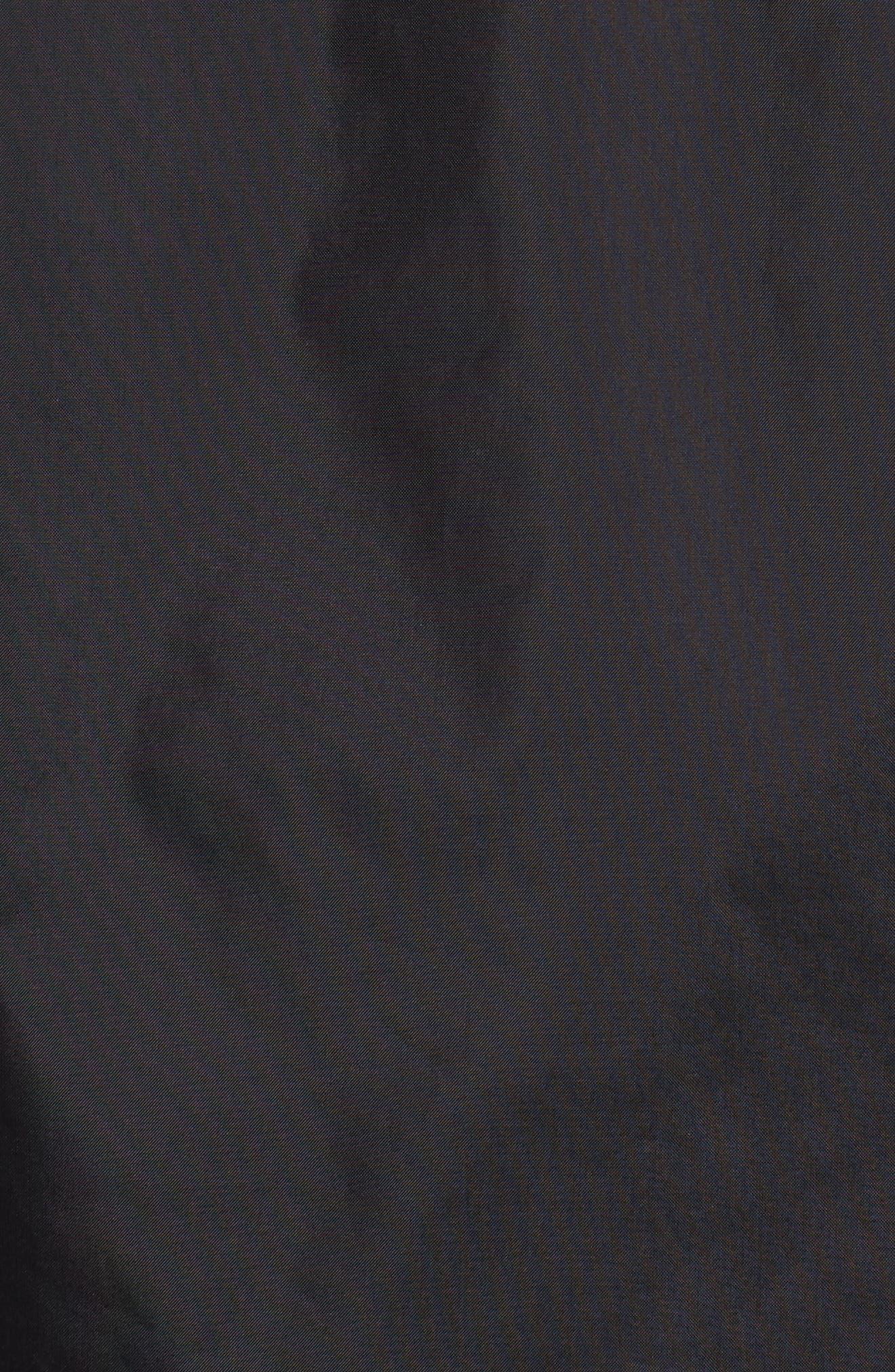 Washburne Anorak,                             Alternate thumbnail 5, color,                             Black