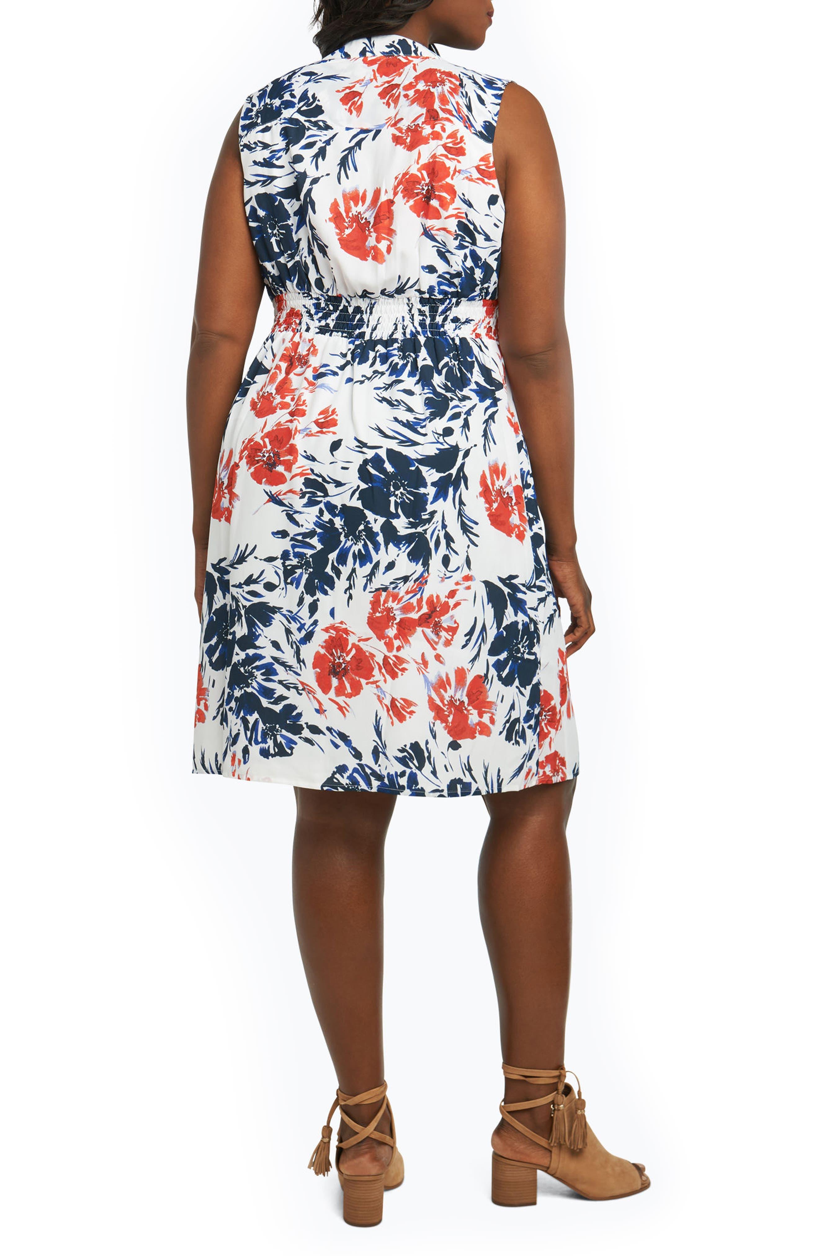 Jane Floral Sheath Dress,                             Alternate thumbnail 2, color,                             Multi
