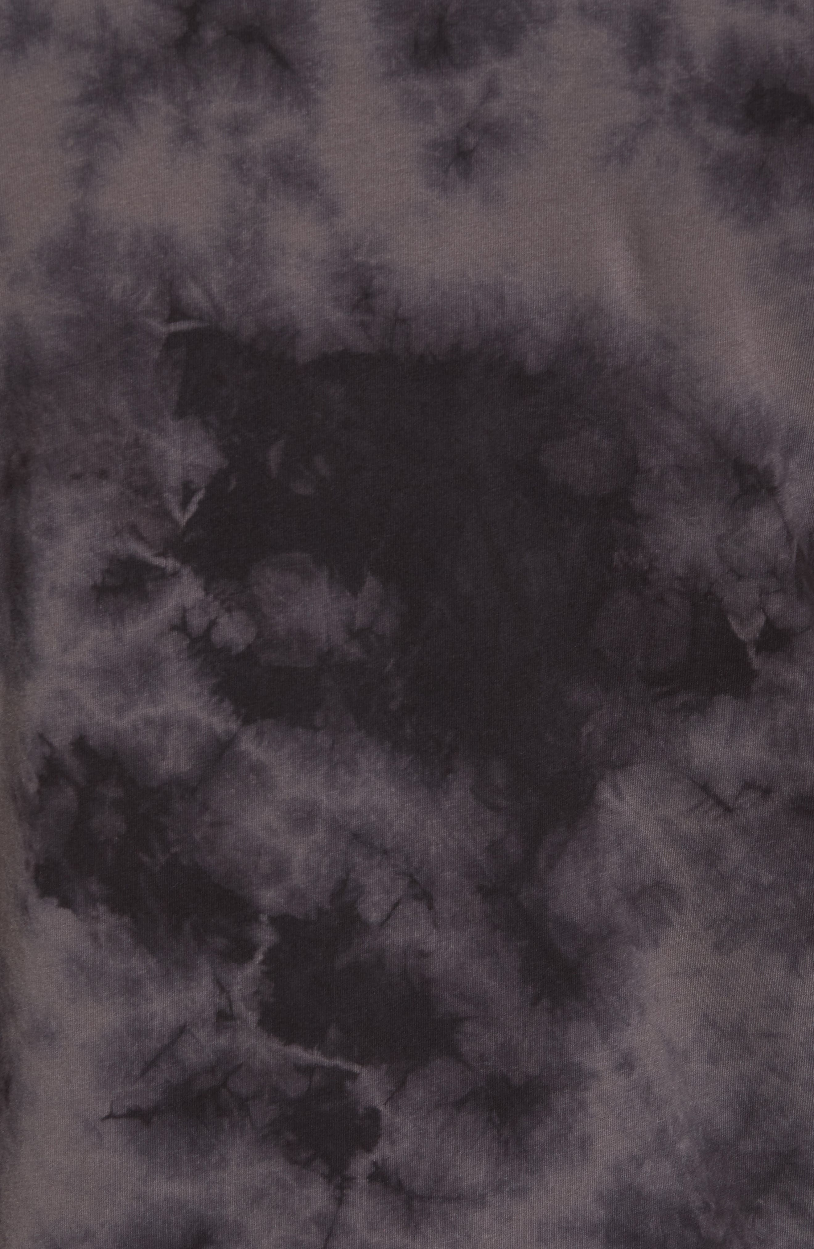 Cult Graphic T-Shirt,                             Alternate thumbnail 5, color,                             Black Wash