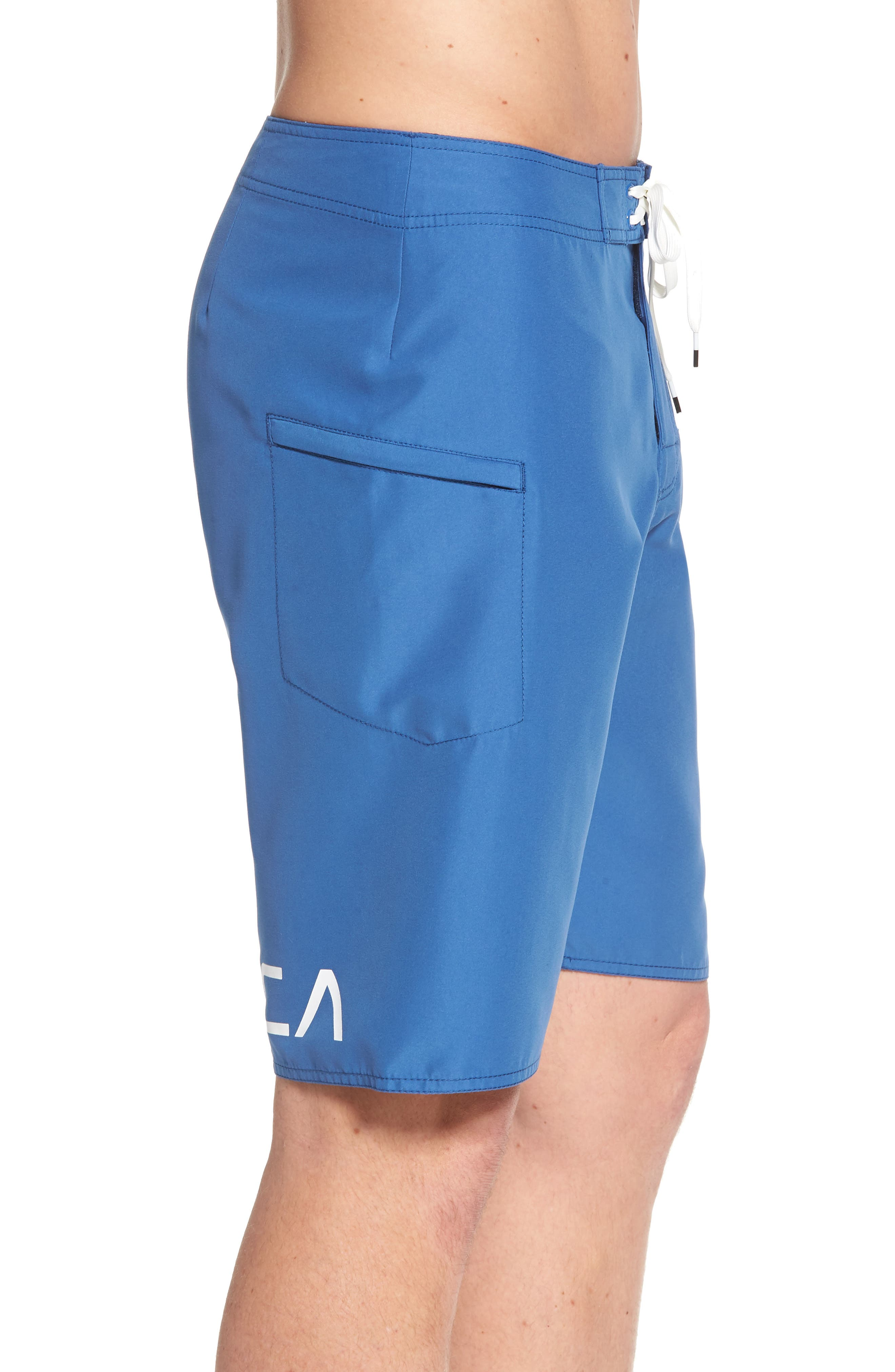 Upper Board Shorts,                             Alternate thumbnail 3, color,                             Cobalt