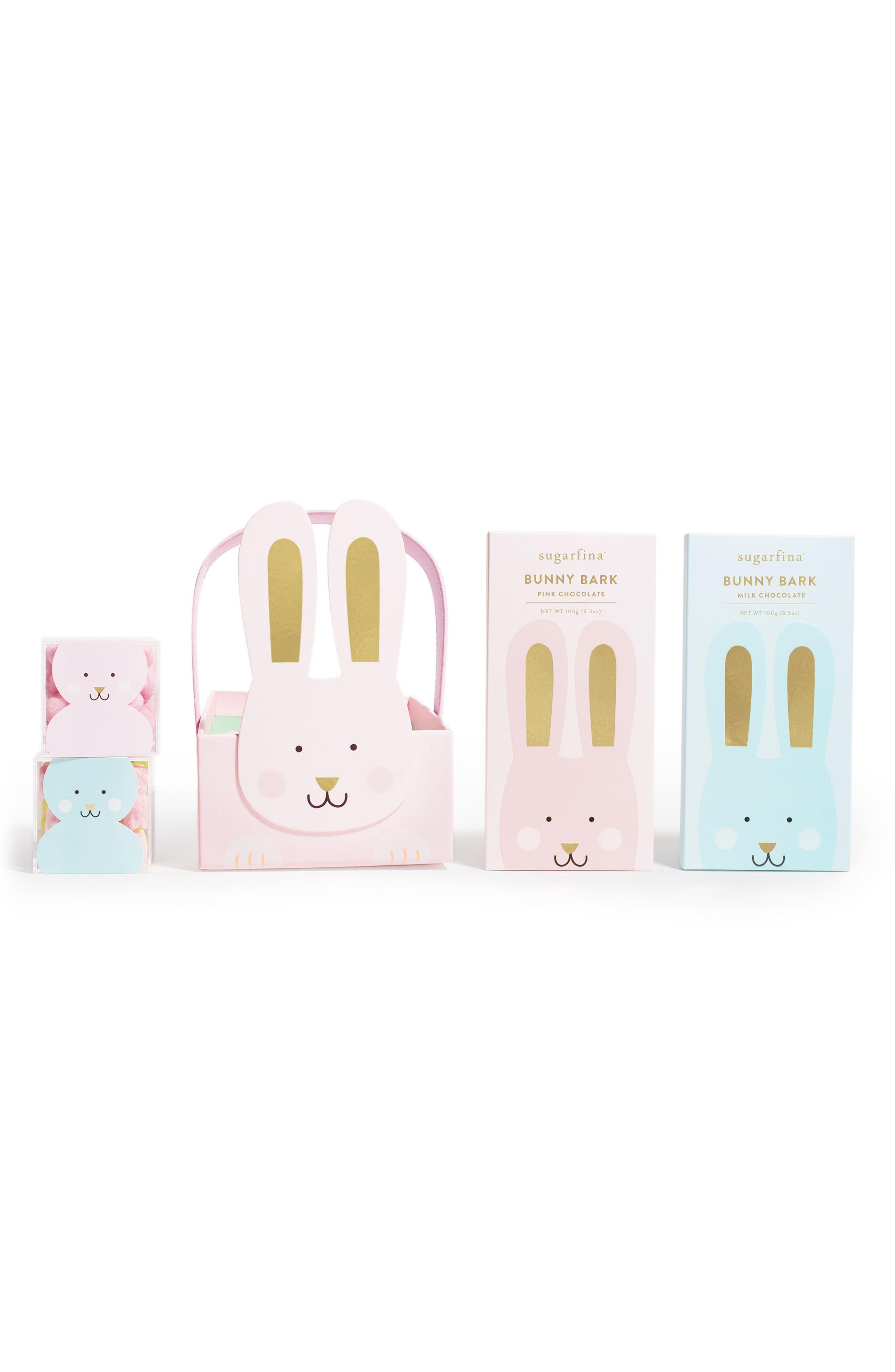 sugarfina Bunny Basket 5-Piece Gift Set
