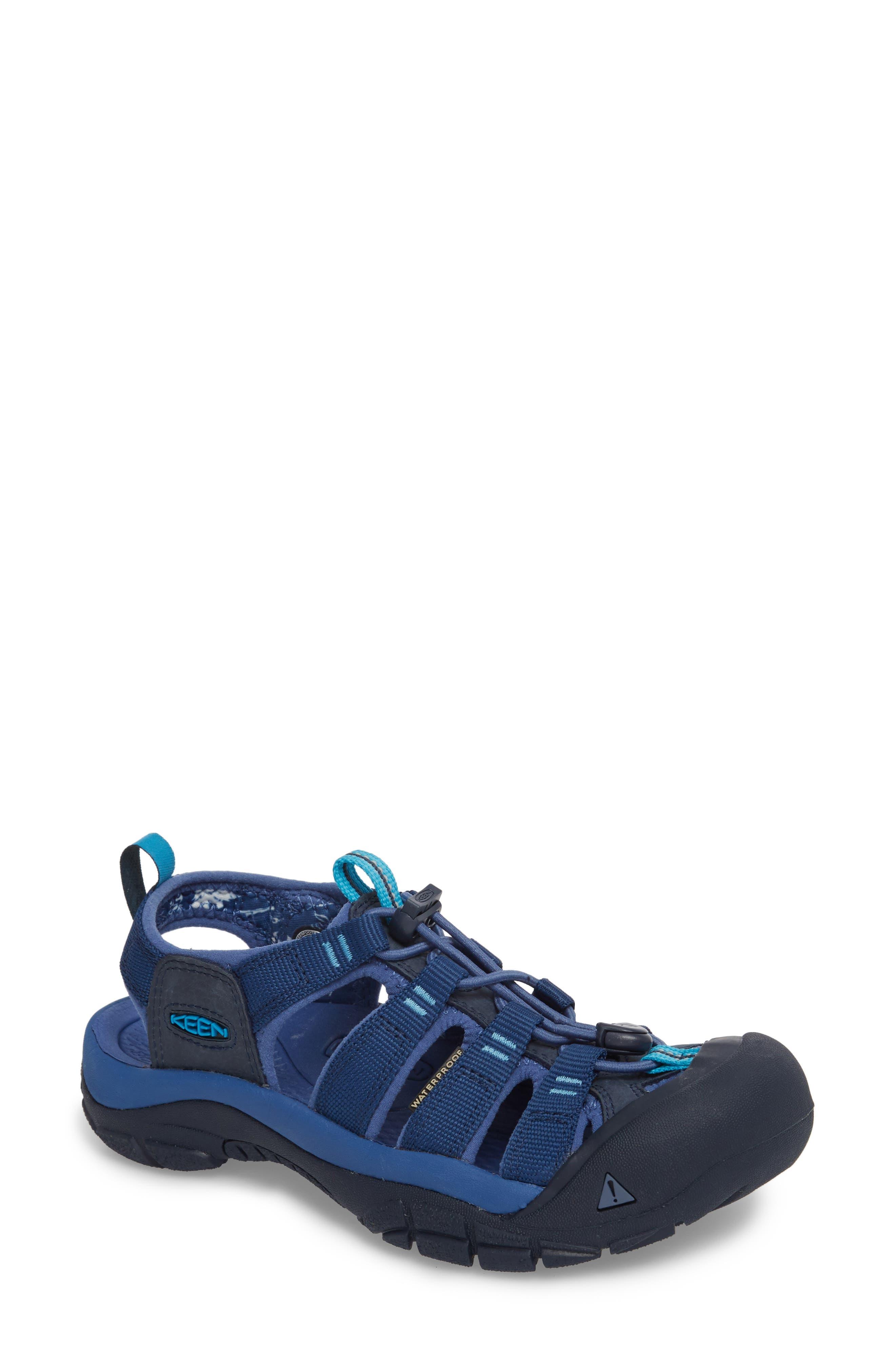 Alternate Image 1 Selected - Keen Newport Eco Waterproof Sandal (Women)