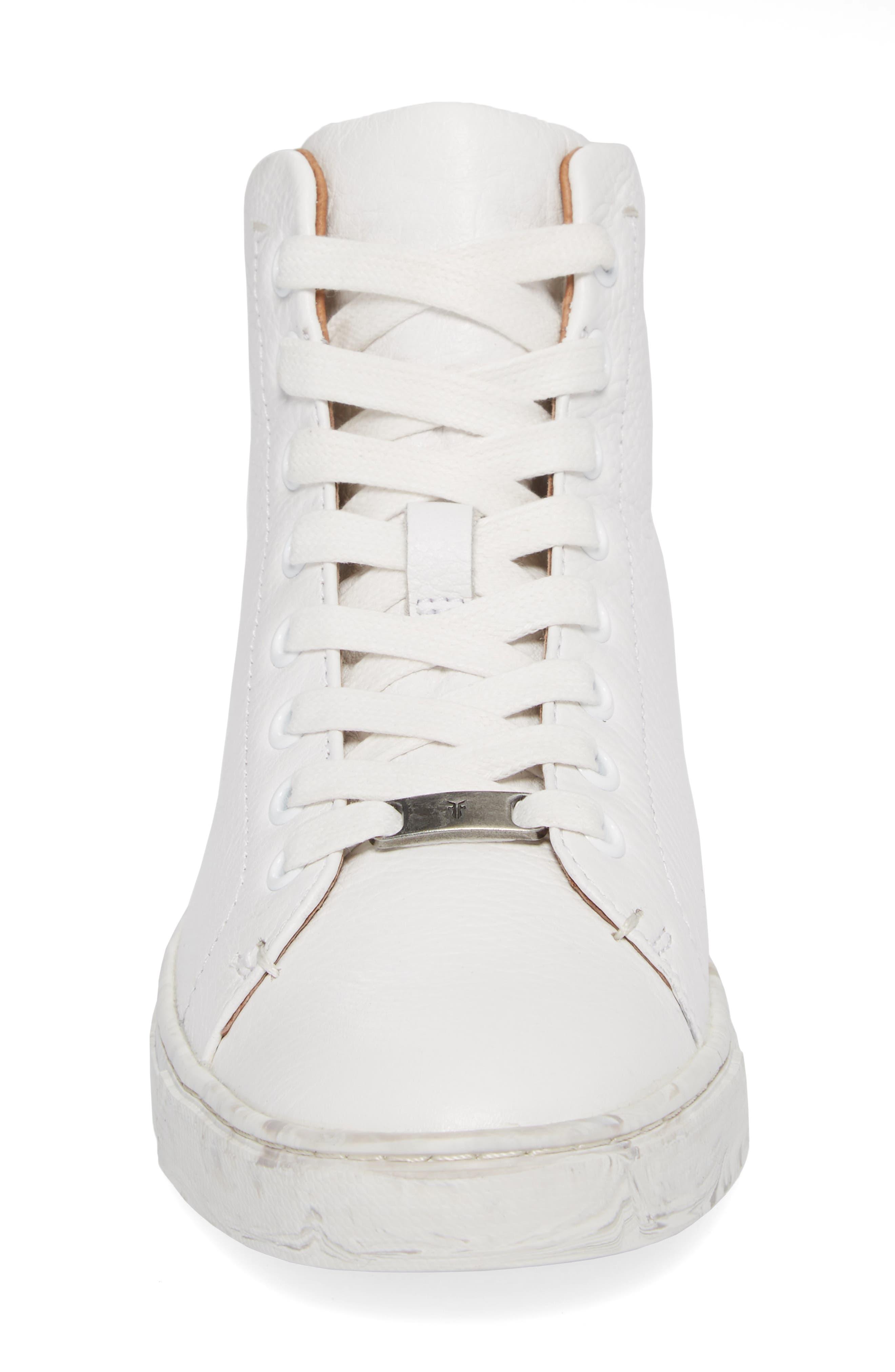 Alternate Image 4  - Frye Ivy High Top Sneaker (Women)