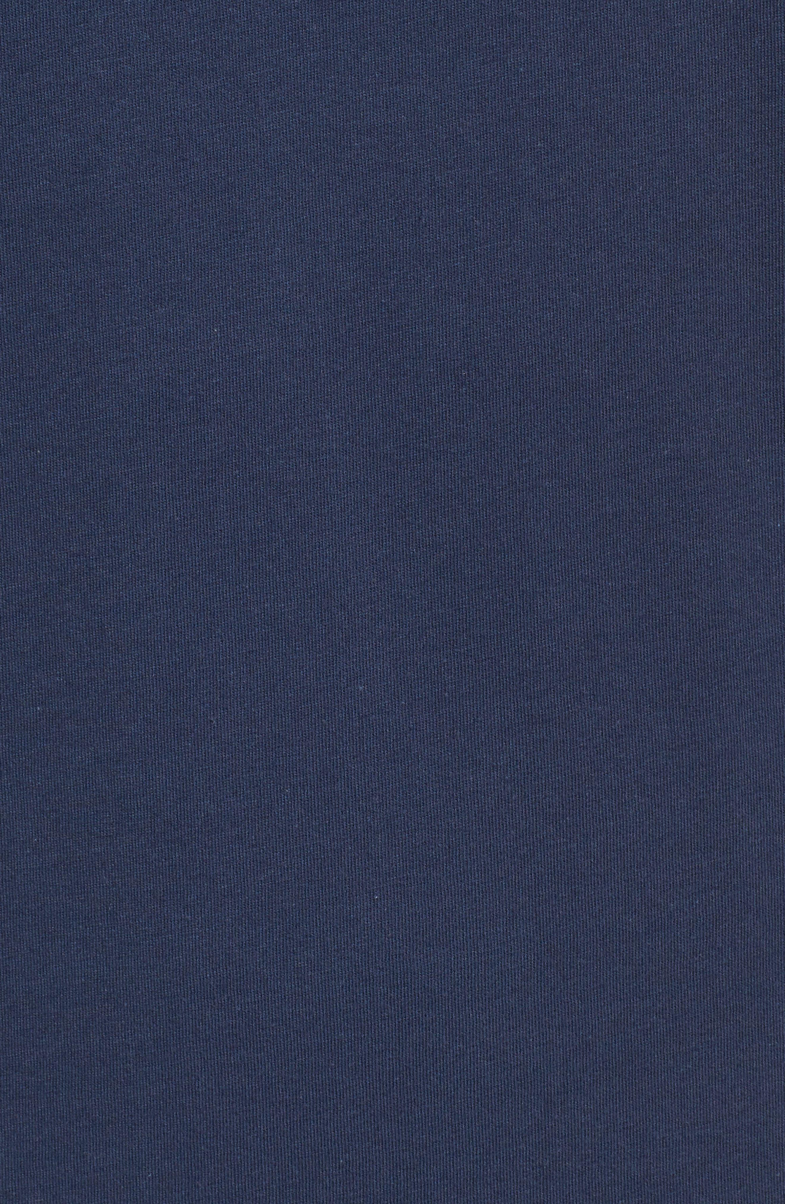 Hypnotics T-Shirt,                             Alternate thumbnail 5, color,                             Dress Blues