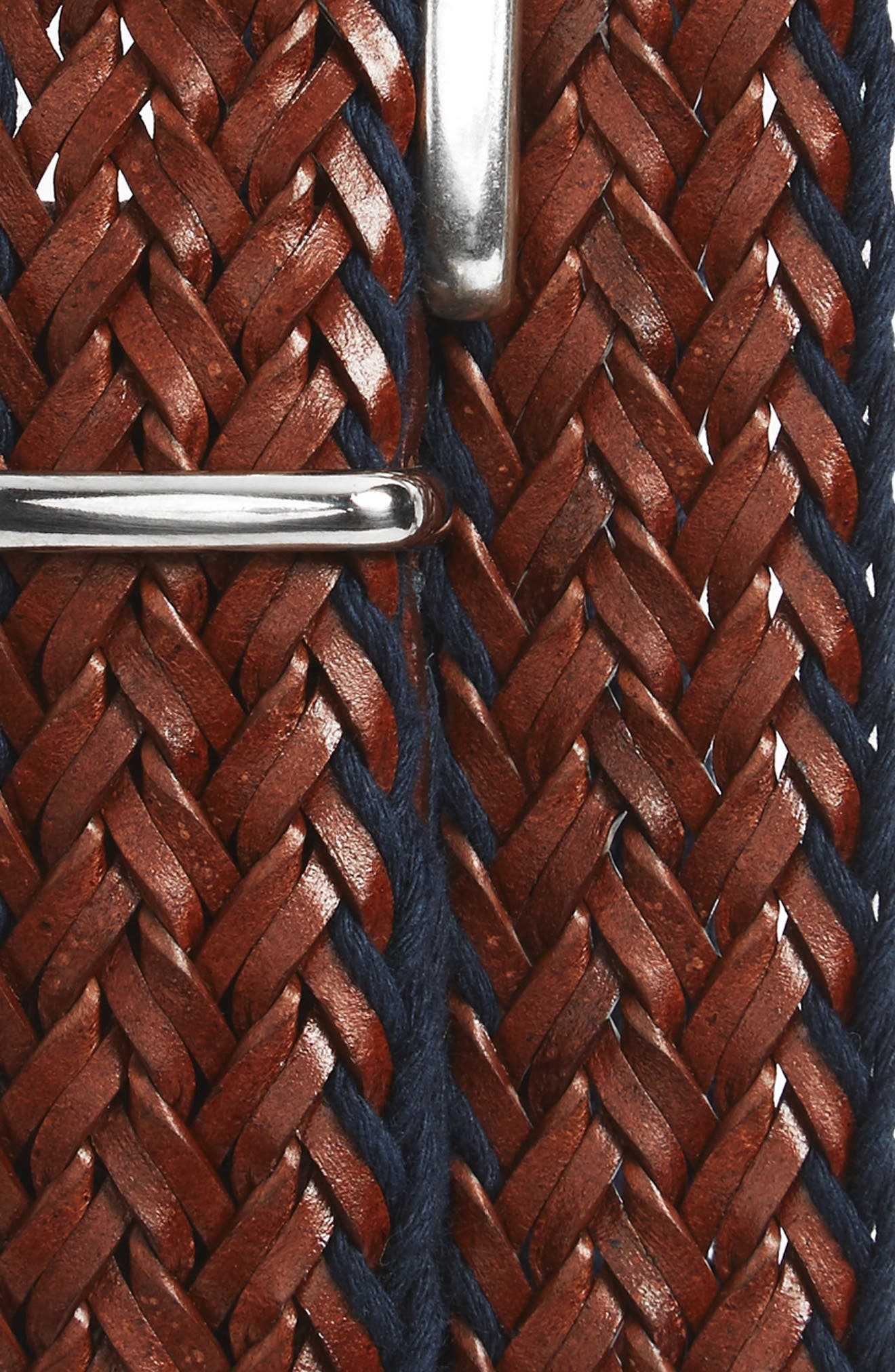 Alternate Image 2  - Eleventy Woven Belt