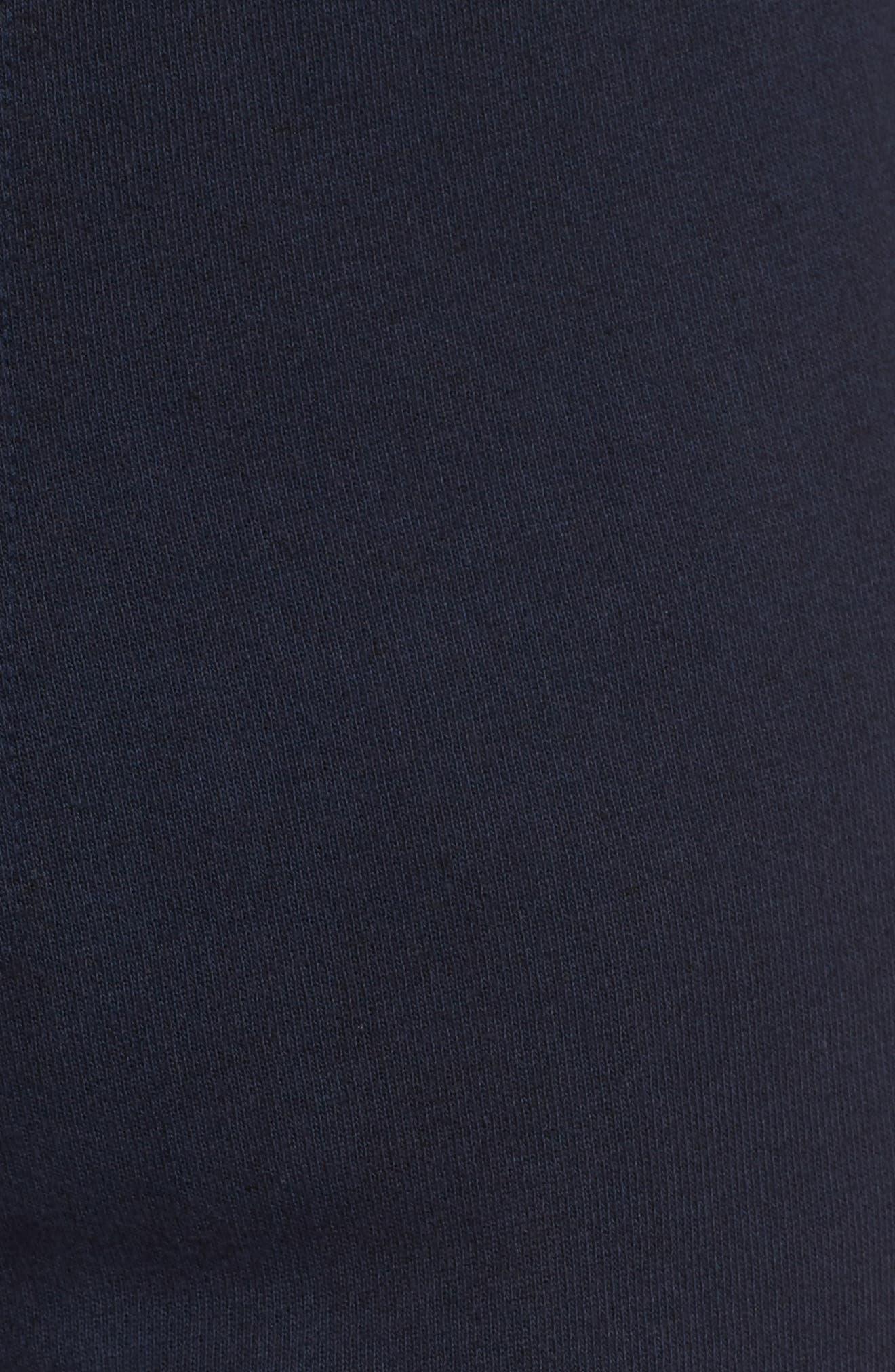 Alternate Image 5  - M.Singer Lounge Sweat Shorts