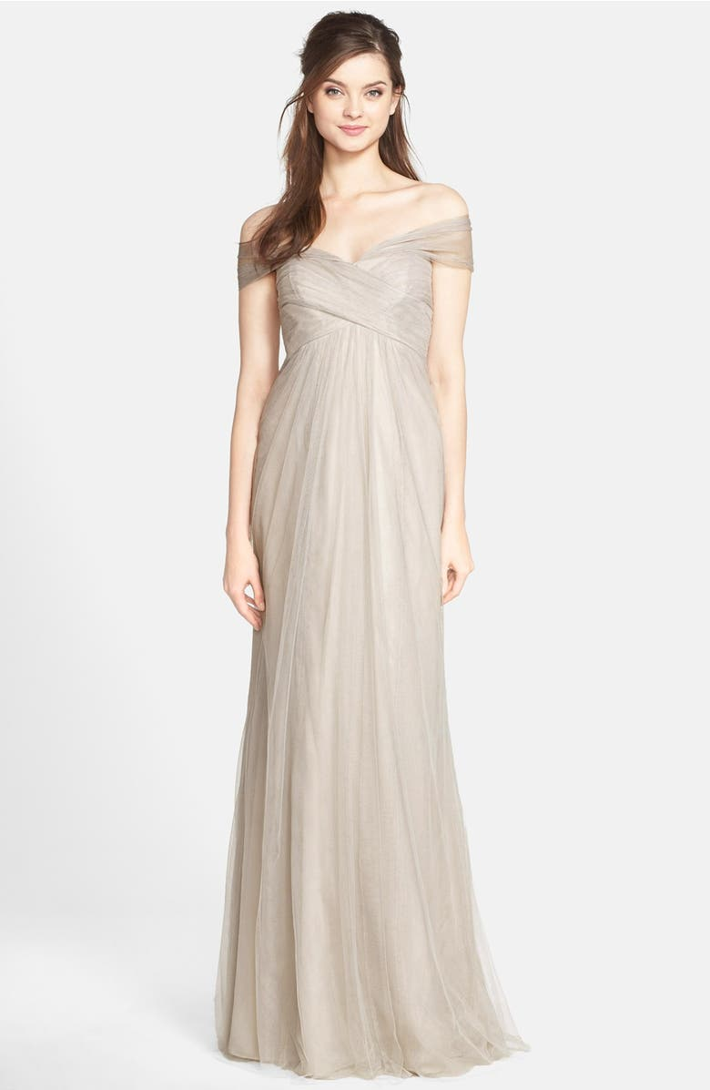 Jenny Yoo Willow Convertible Tulle Gown | Nordstrom