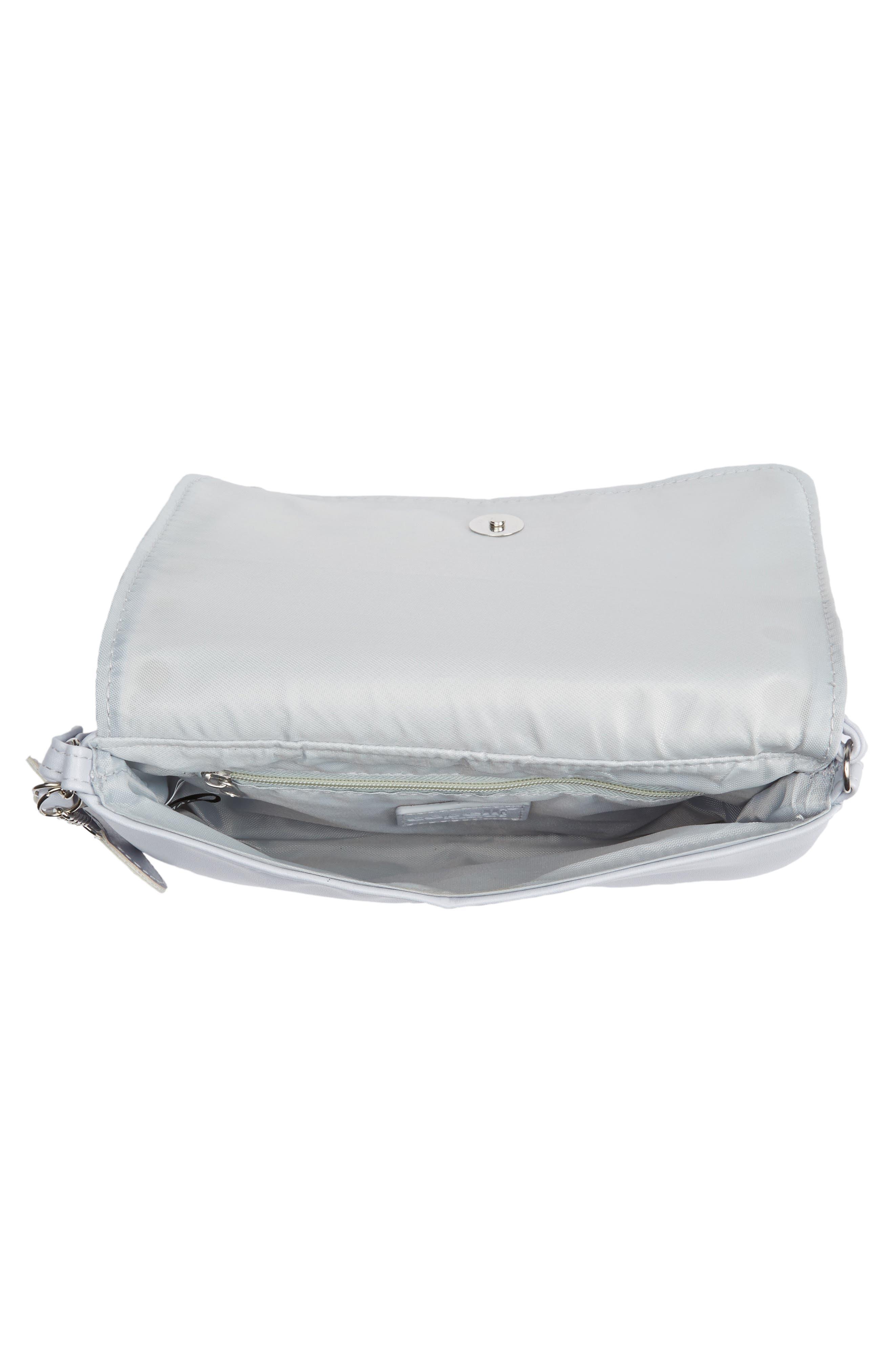 Alternate Image 3  - Capelli New York Studded Faux Leather Crossbody Bag (Girls)
