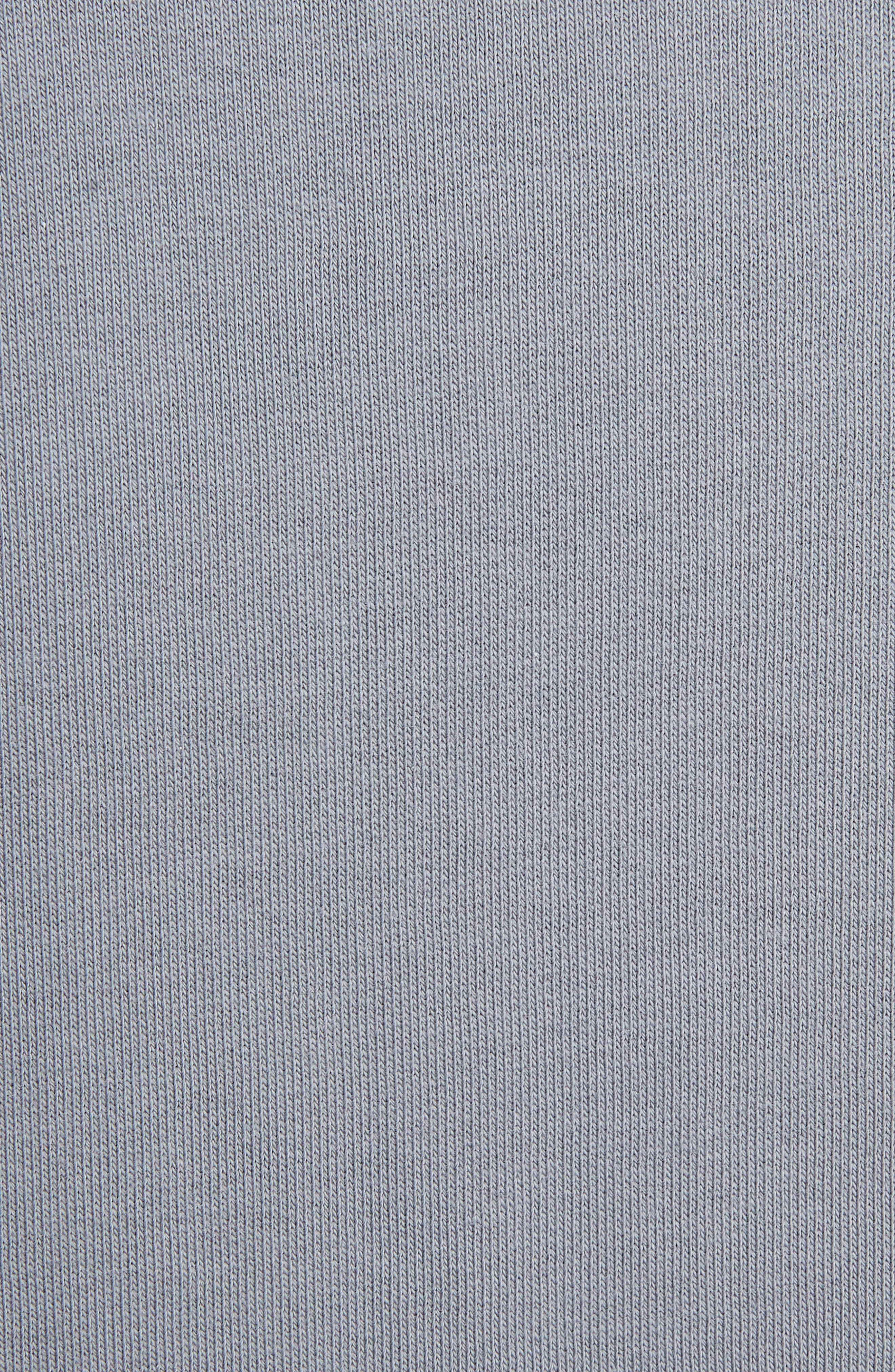 Sequin Embellished Sweatshirt,                             Alternate thumbnail 5, color,                             Grey