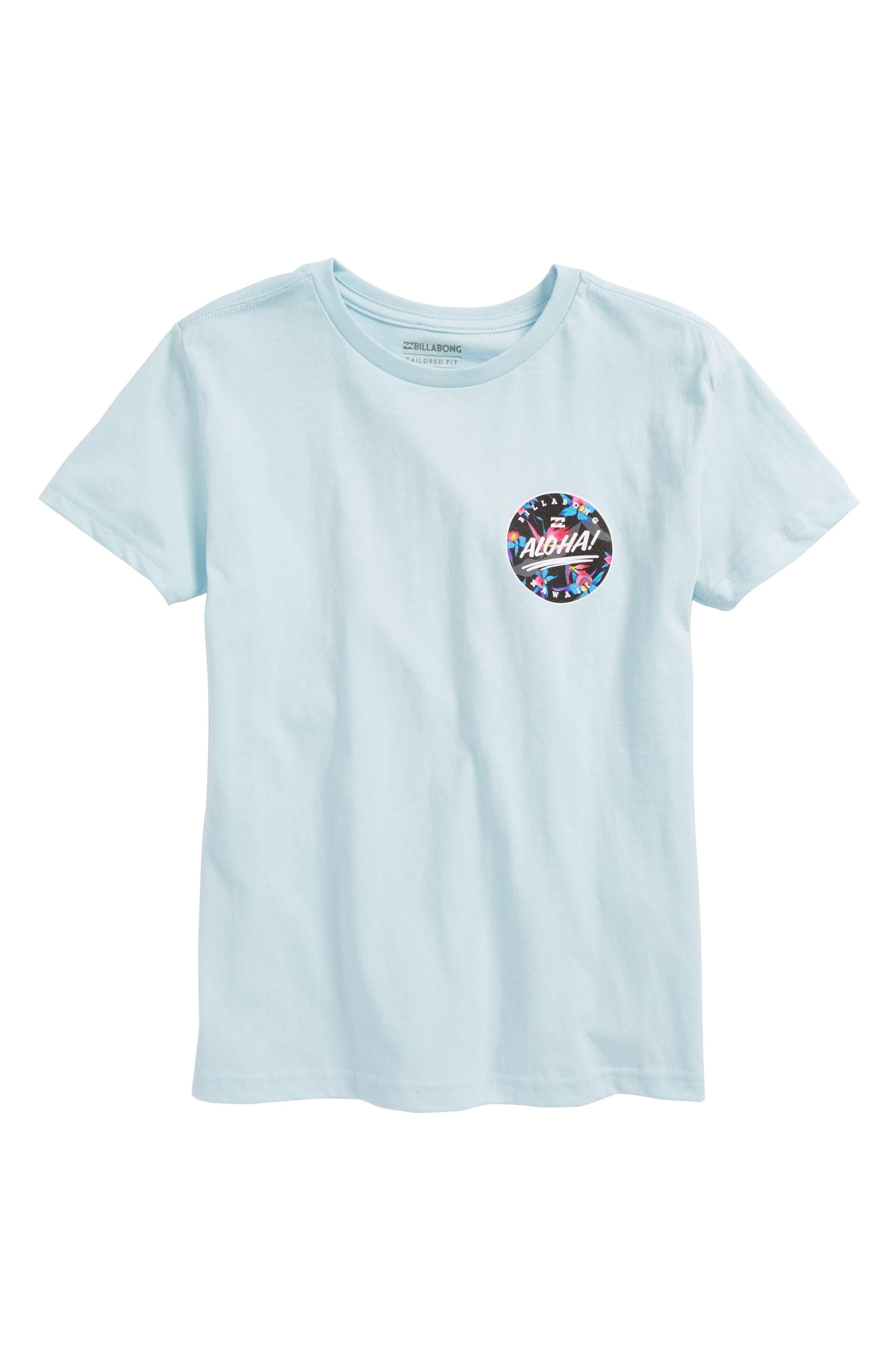 Billabong Hi Aloha T-Shirt (Little Boys)