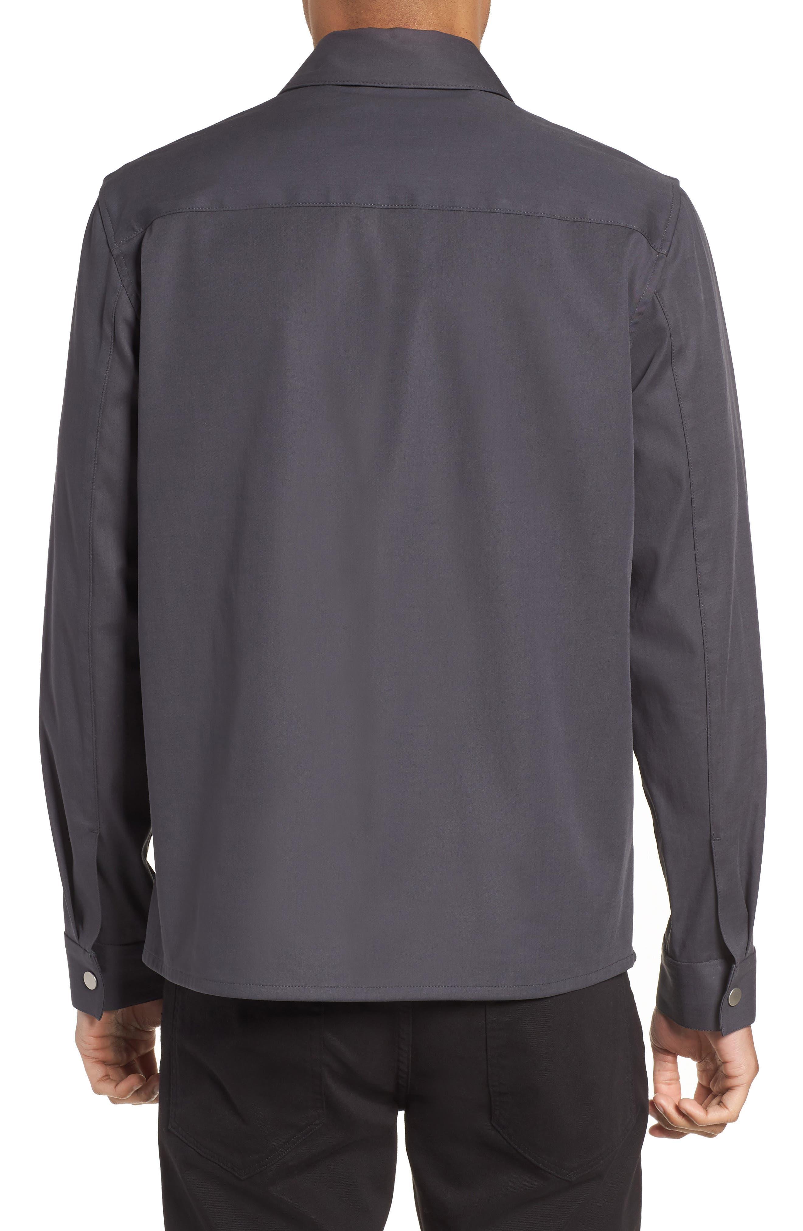 Alternate Image 2  - Theory Rye Holtham Shirt Jacket